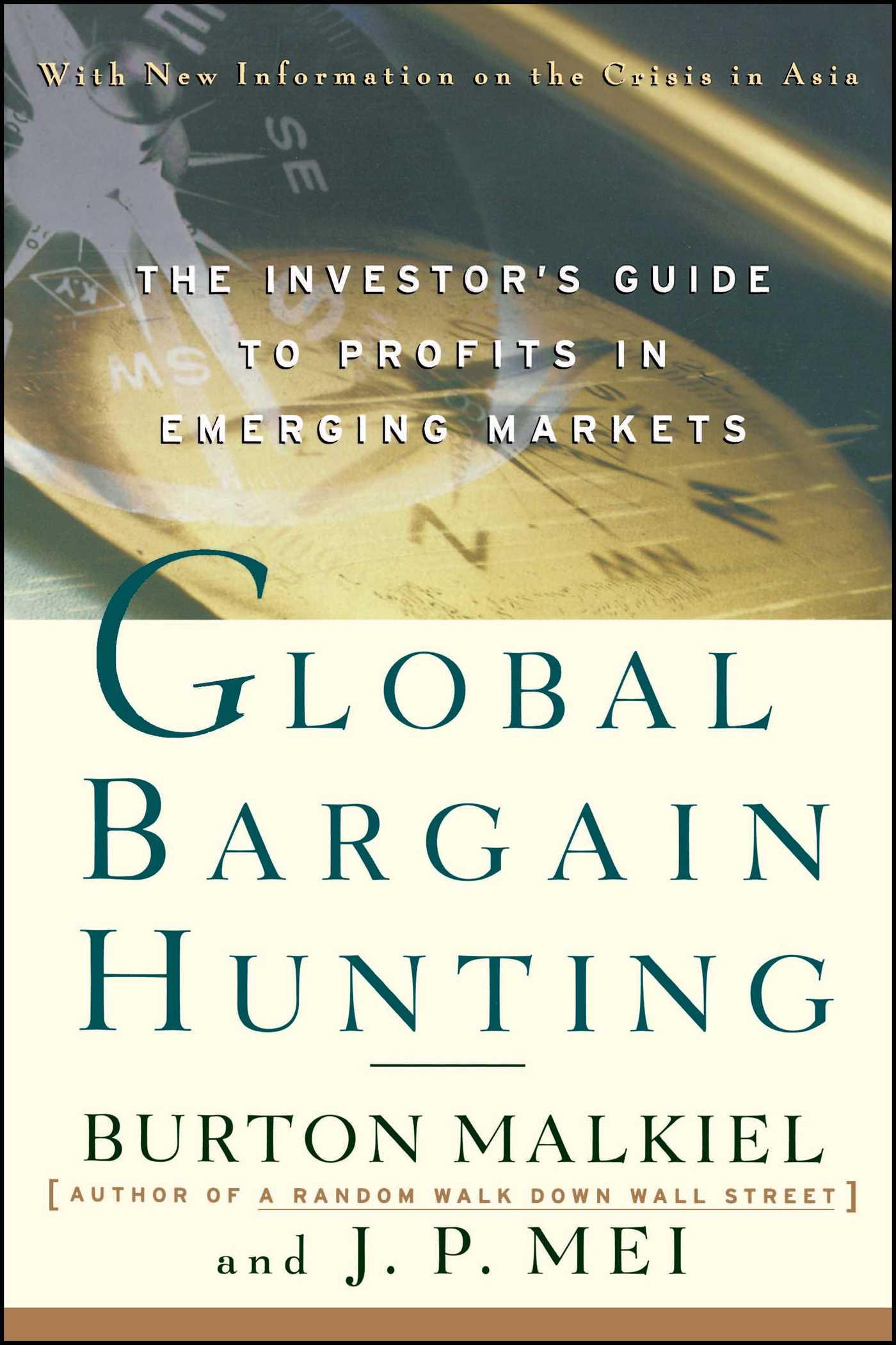 Global bargain hunting 9780684848082 hr