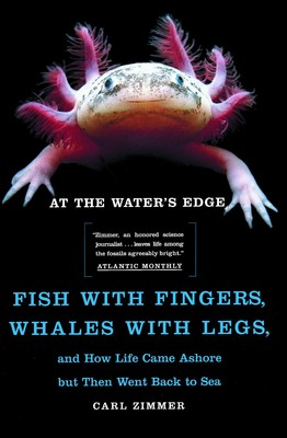 At the Water's Edge | Book by Carl Zimmer | Official Publisher Page