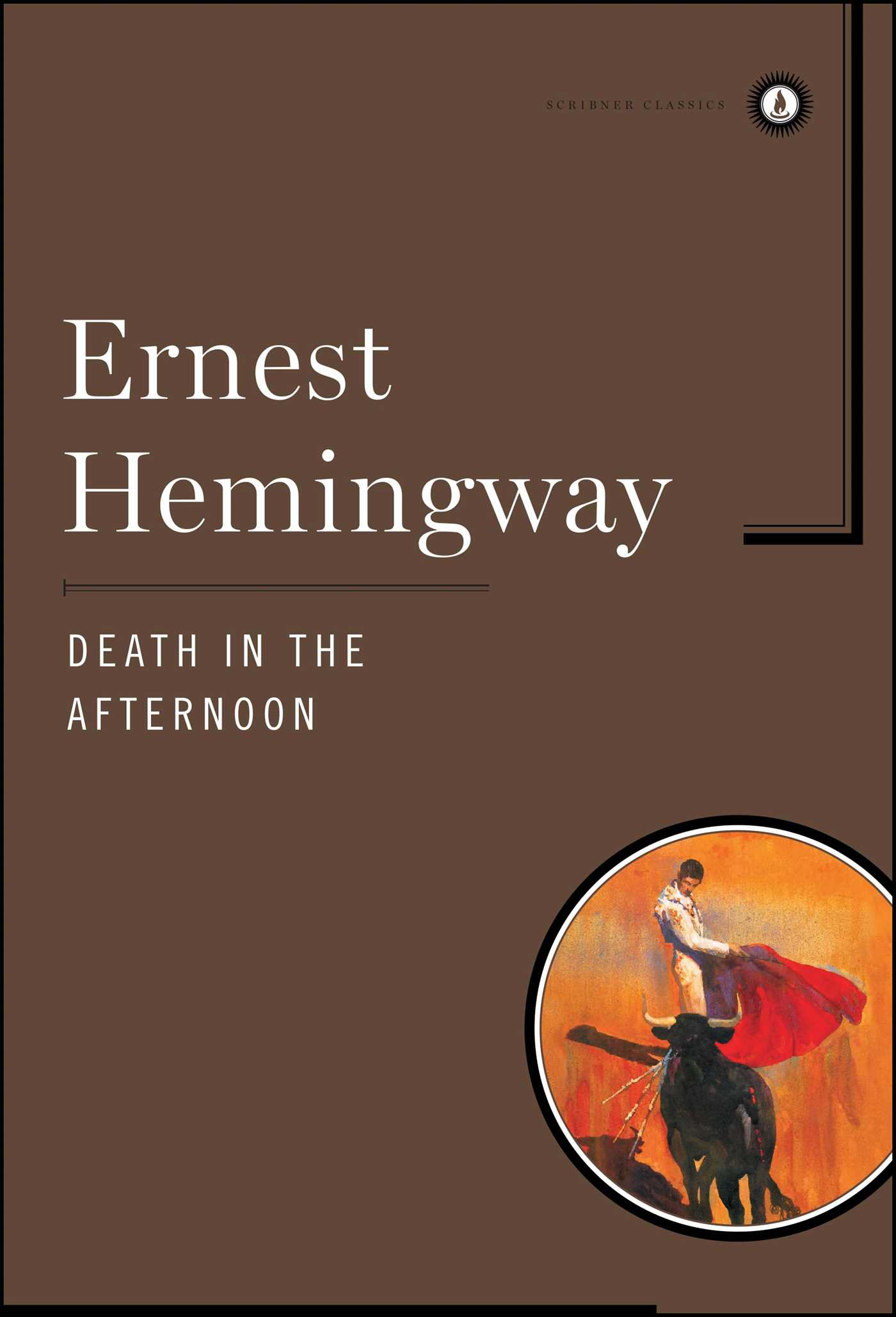 Death In The Afternoon Book By Ernest Hemingway Official