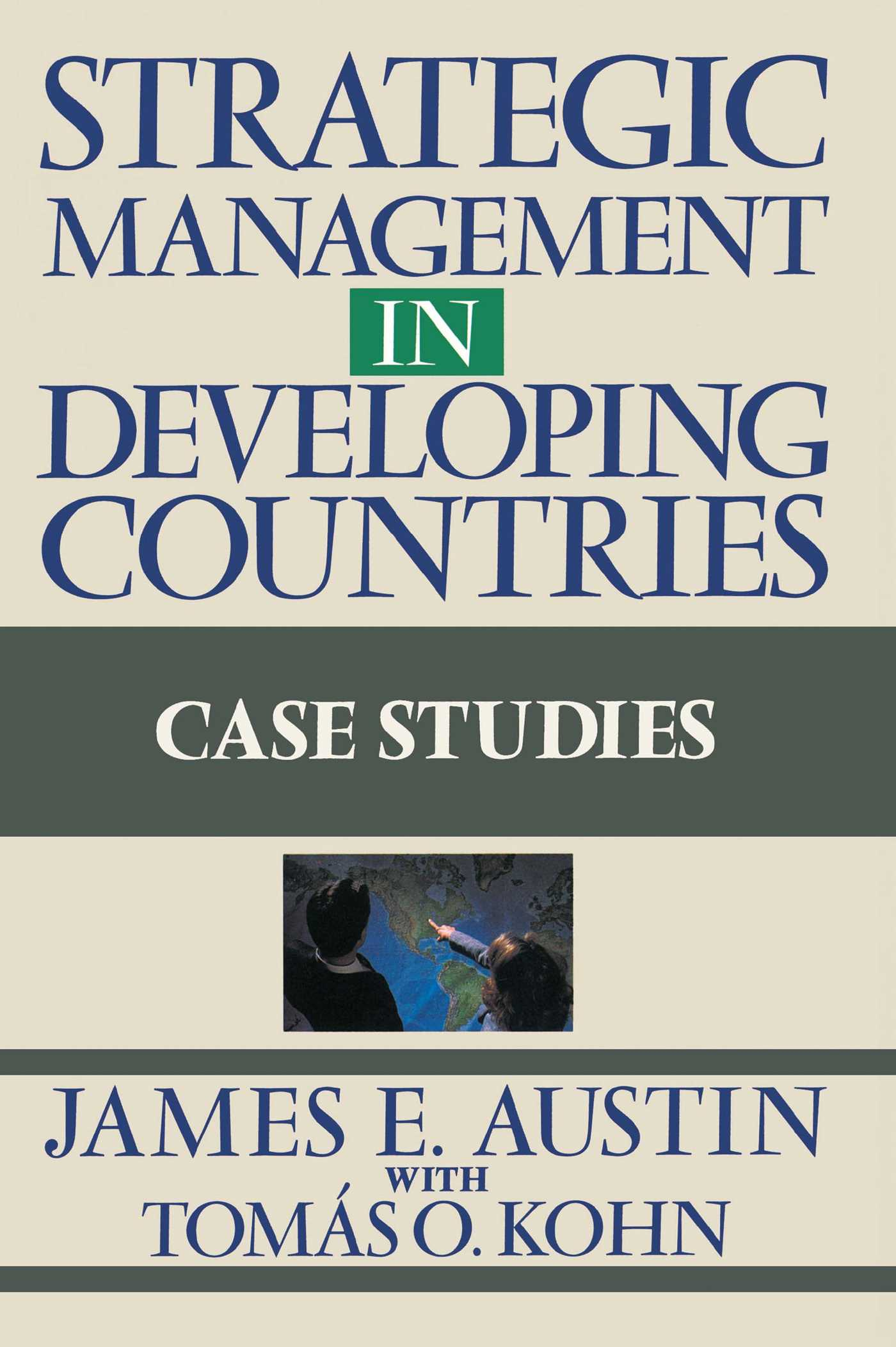 Strategic management in developing countries 9780684863702 hr