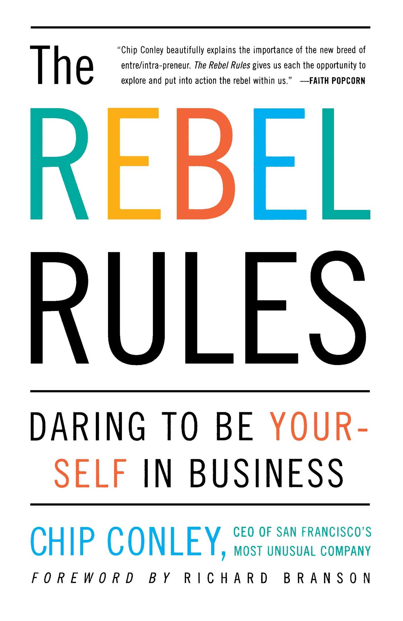 The rebel rules 9780684865164 hr