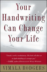 Your handwriting can change your life 9780684865416