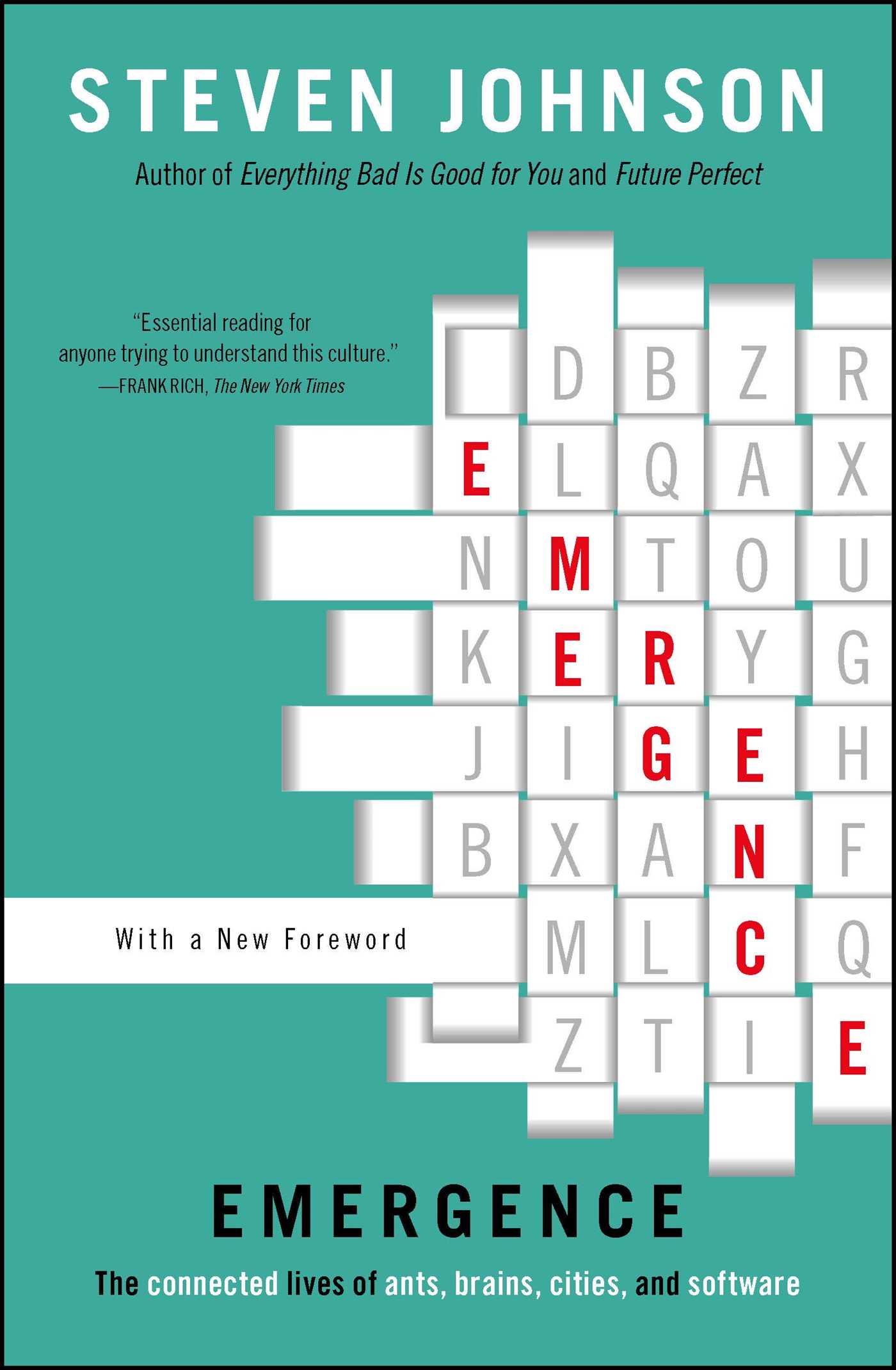 Emergence 9780684868769 hr