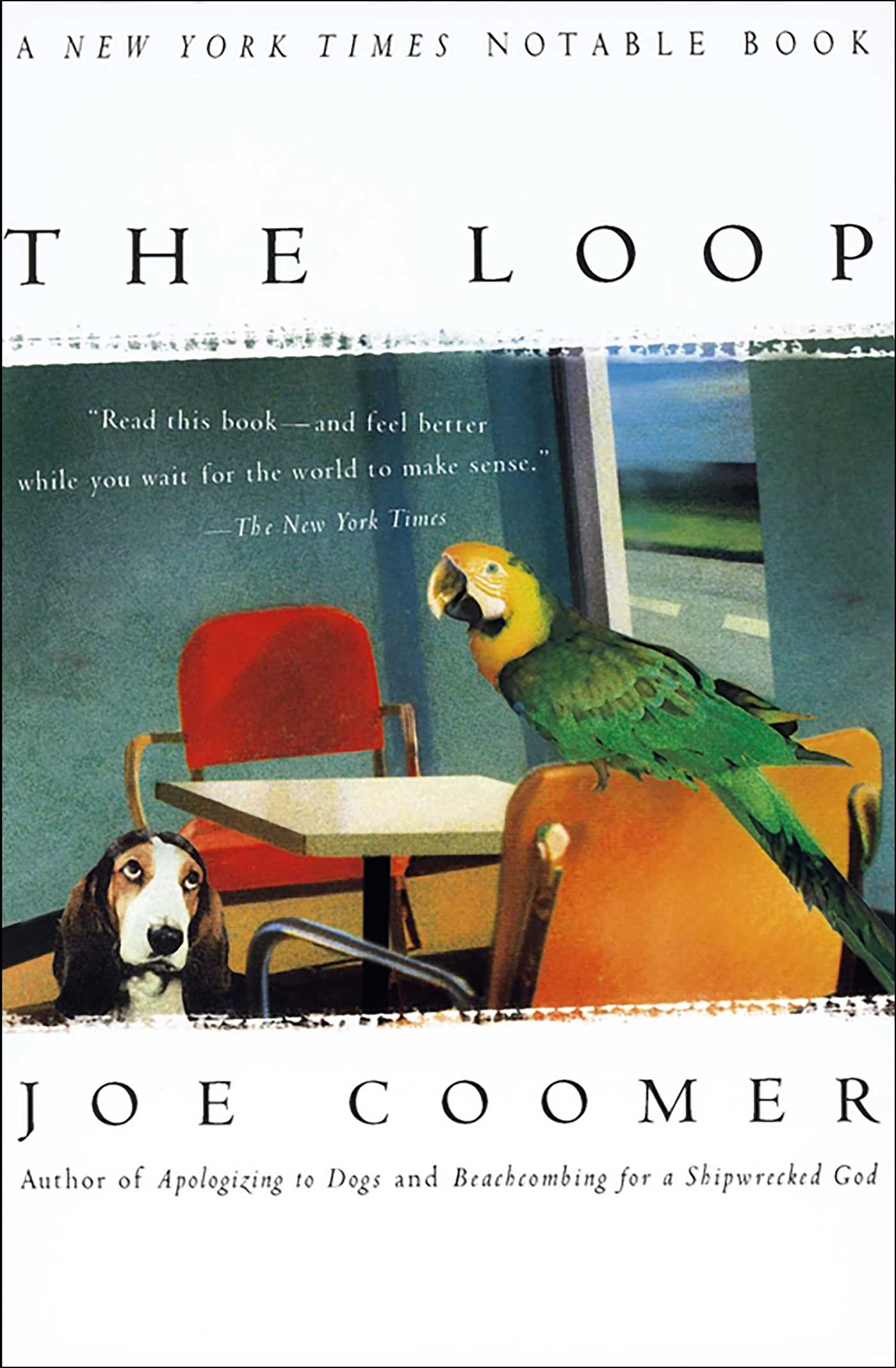 Book Cover Image (jpg): The Loop