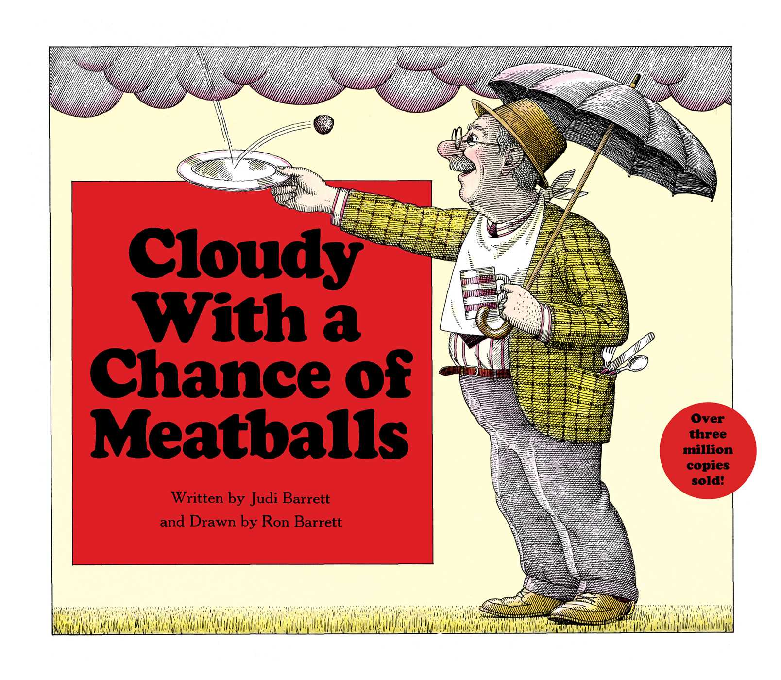Cloudy with a chance of meatballs 9780689306471 hr