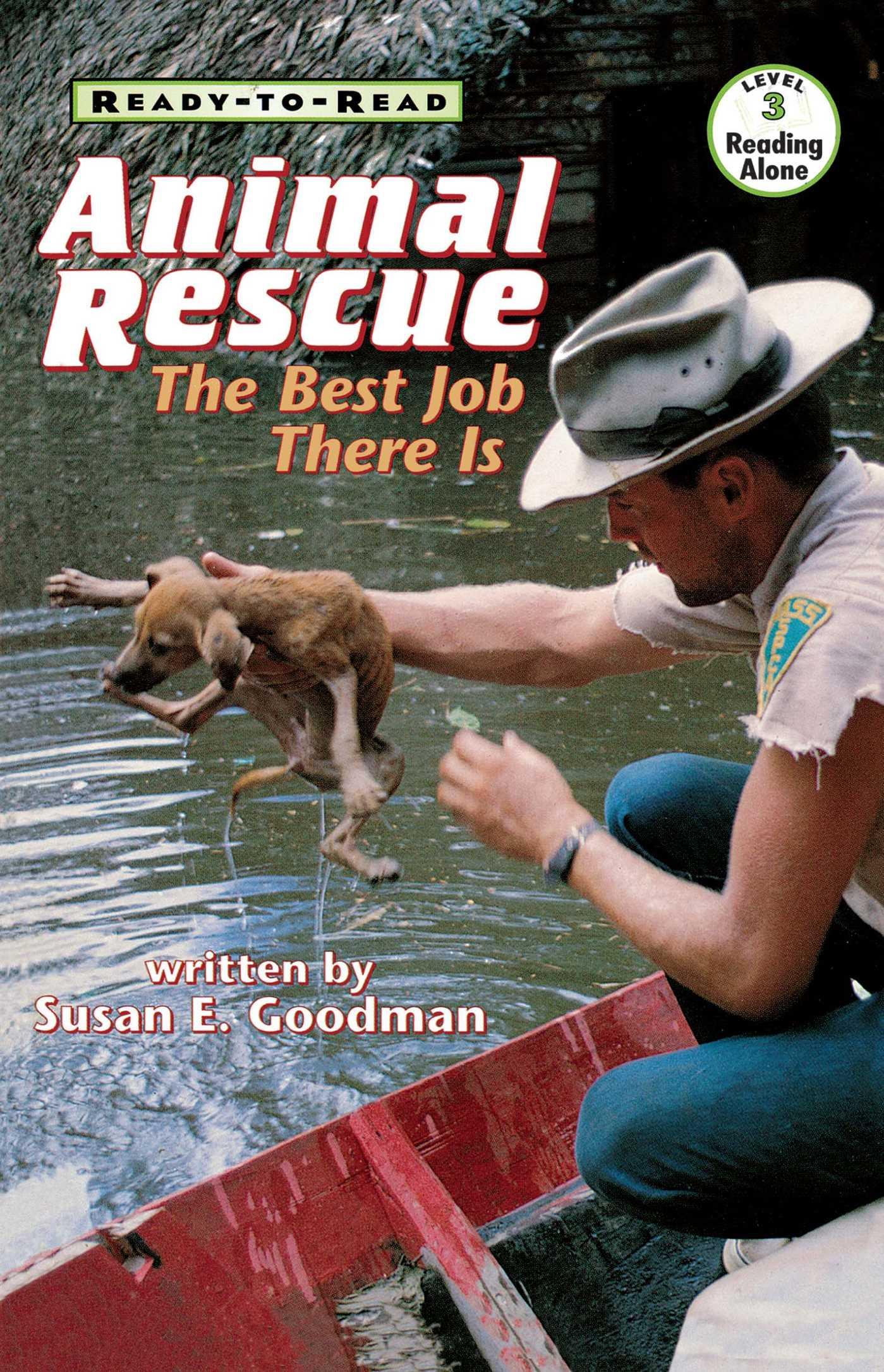 Animal rescue 9780689817953 hr