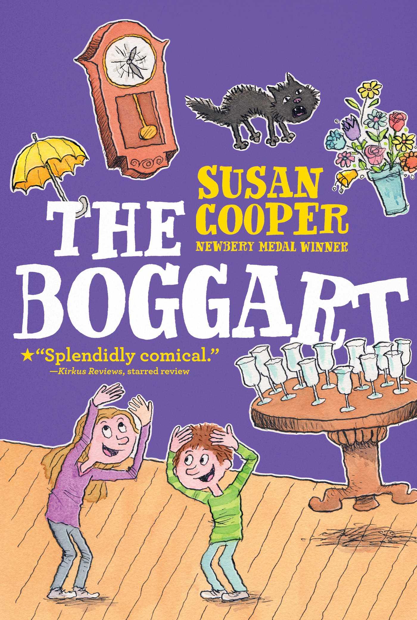 The boggart 9780689832512 hr