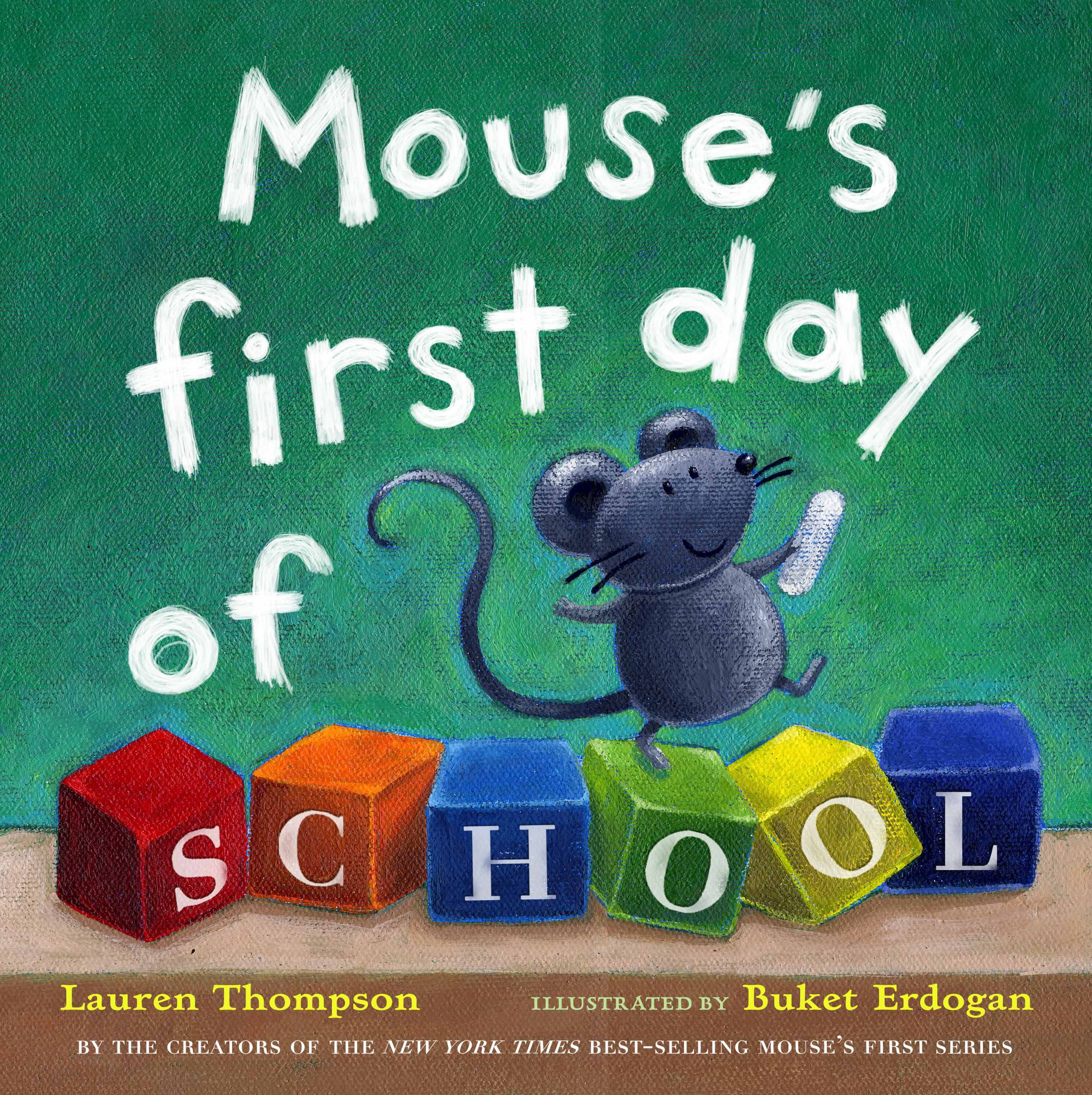 Mouses first day of school 9780689847271 hr