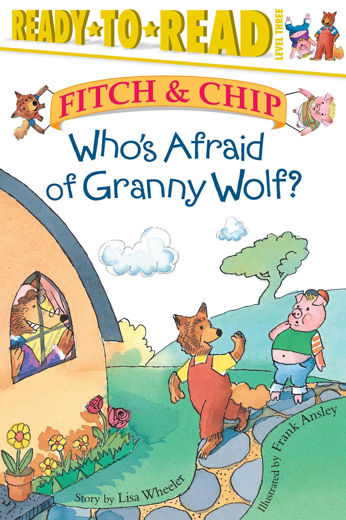 Whos afraid of granny wolf 9780689849572 hr