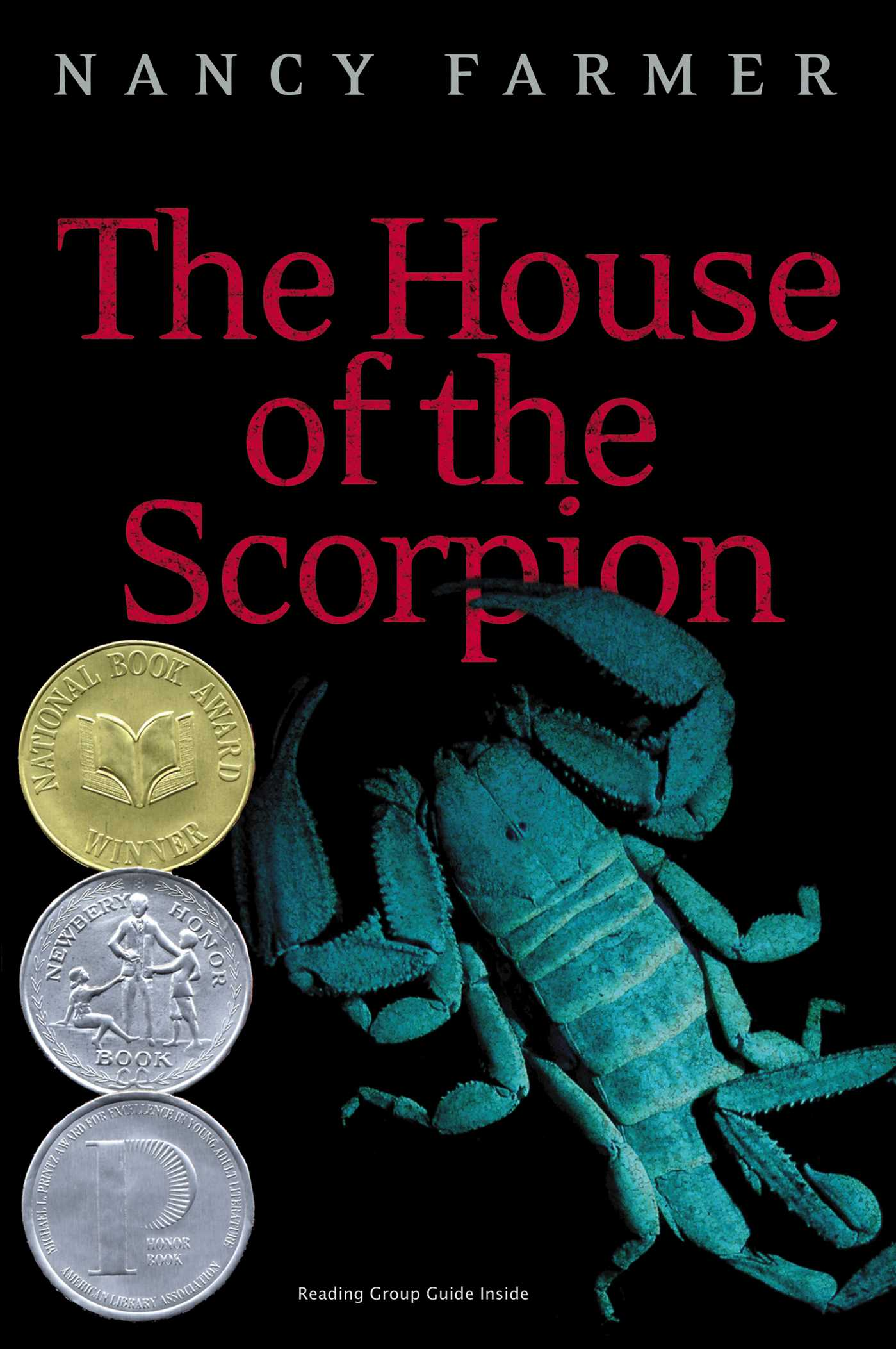 The house of the scorpion 9780689852237 hr