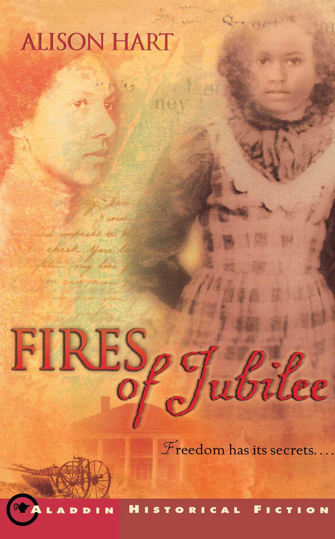 Fires of jubilee 9780689855283 hr