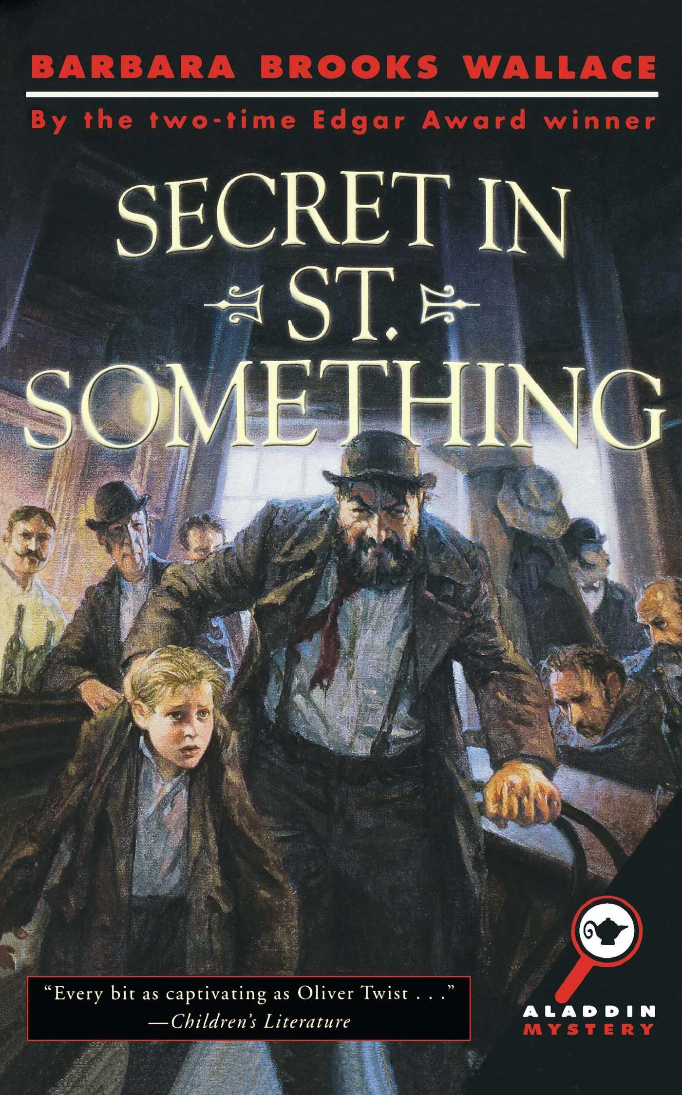 Secret in st something 9780689856013 hr