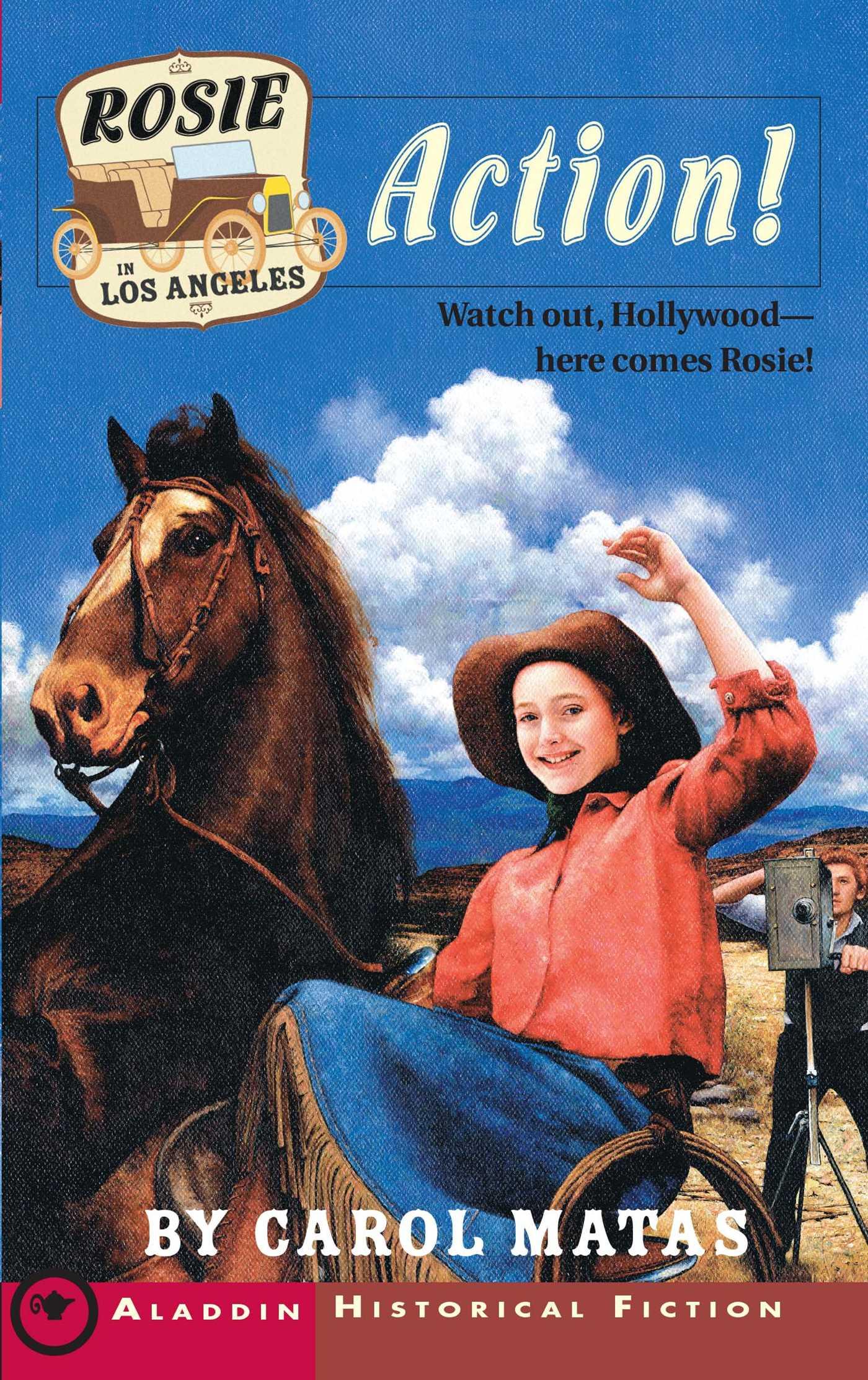 Rosie in los angeles 9780689857164 hr