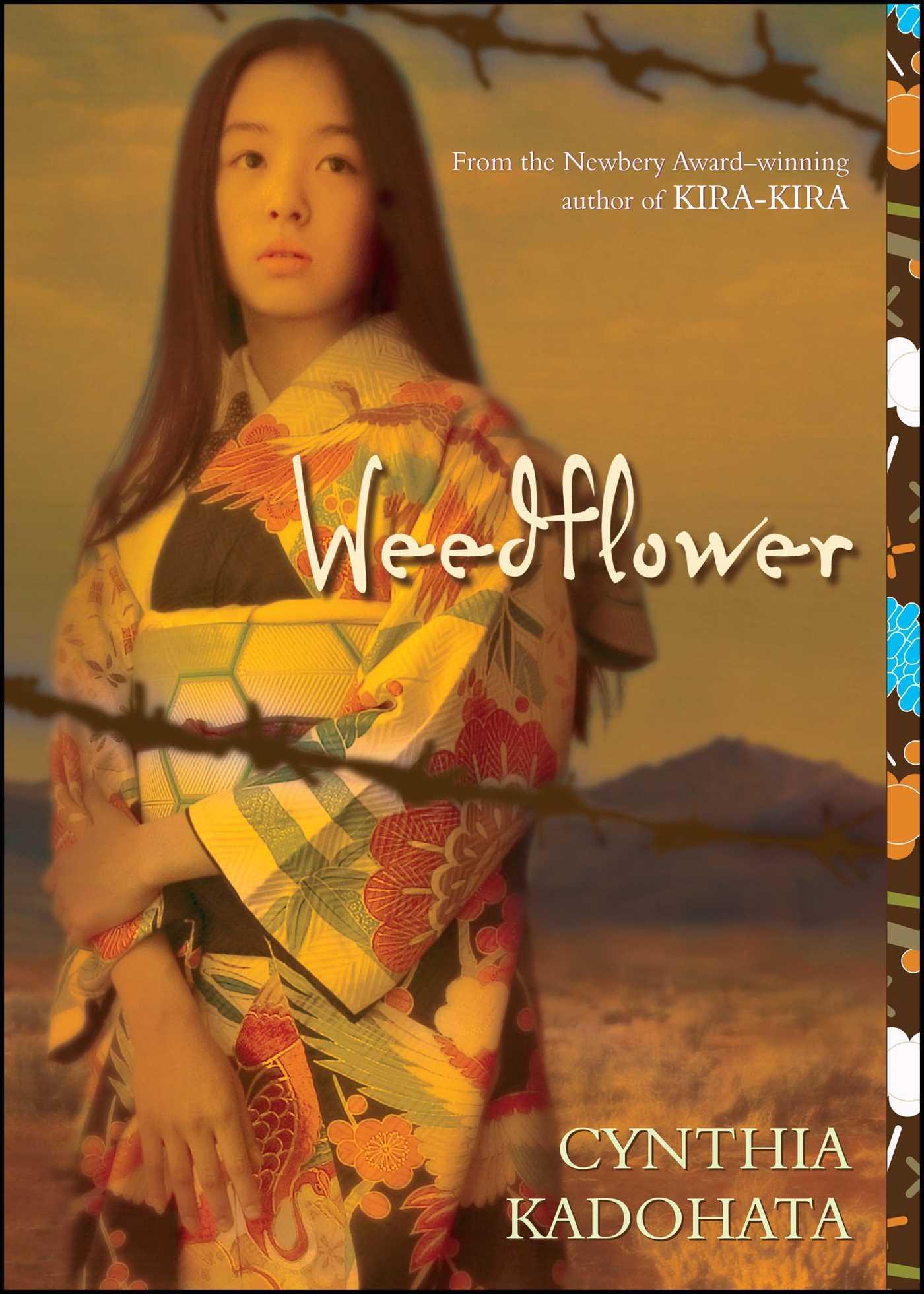 Weedflower 9780689865749 hr