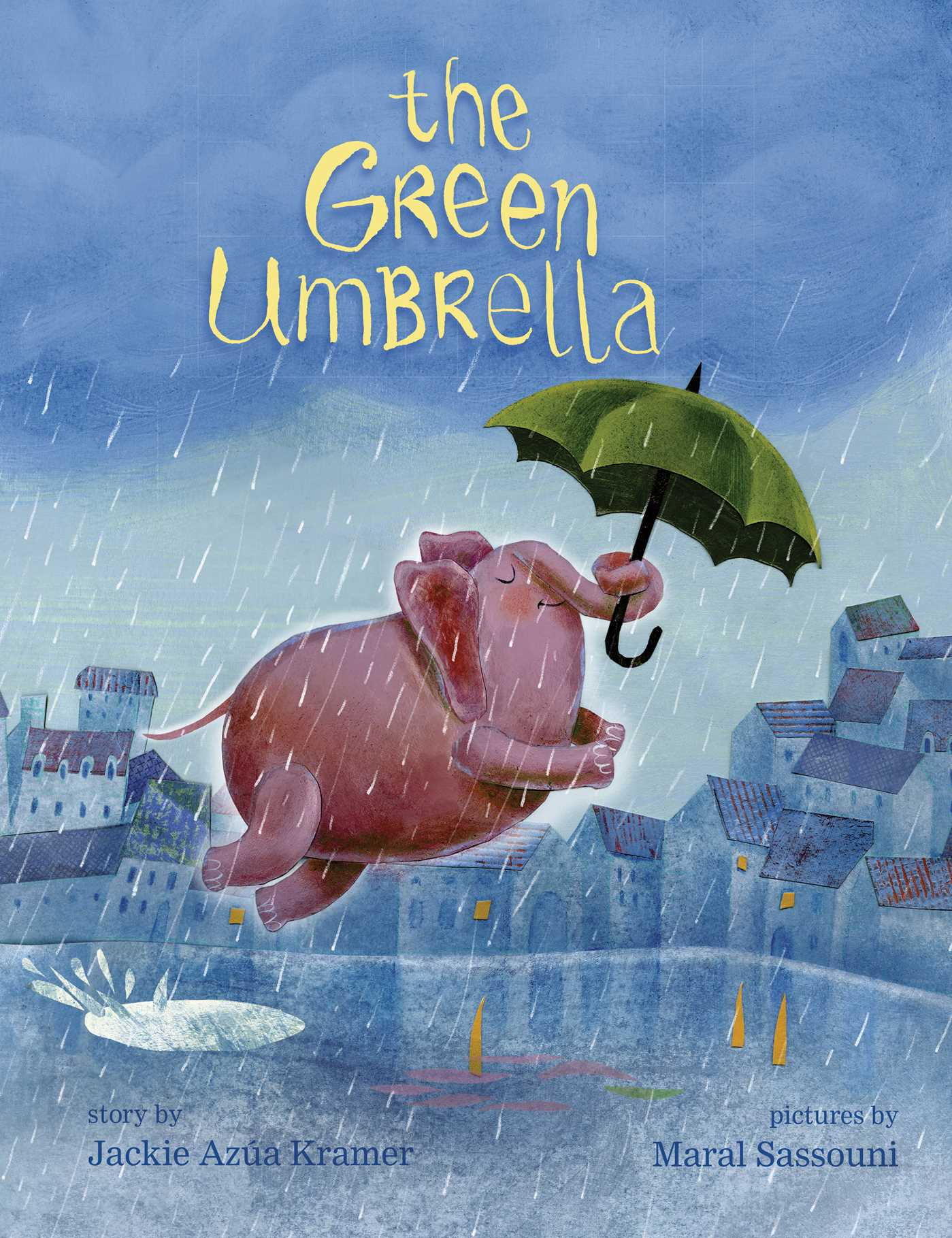 The green umbrella 9780735842182 hr