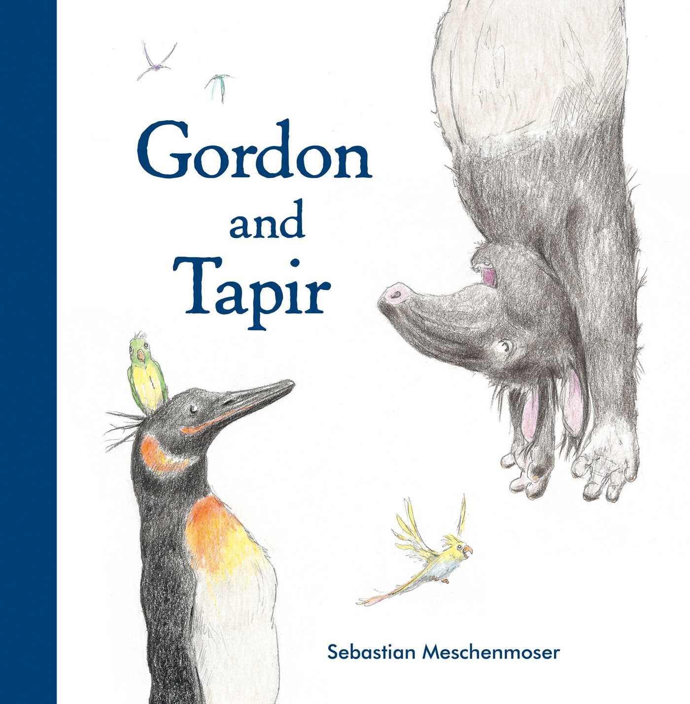 Gordon and tapir 9780735842533 hr