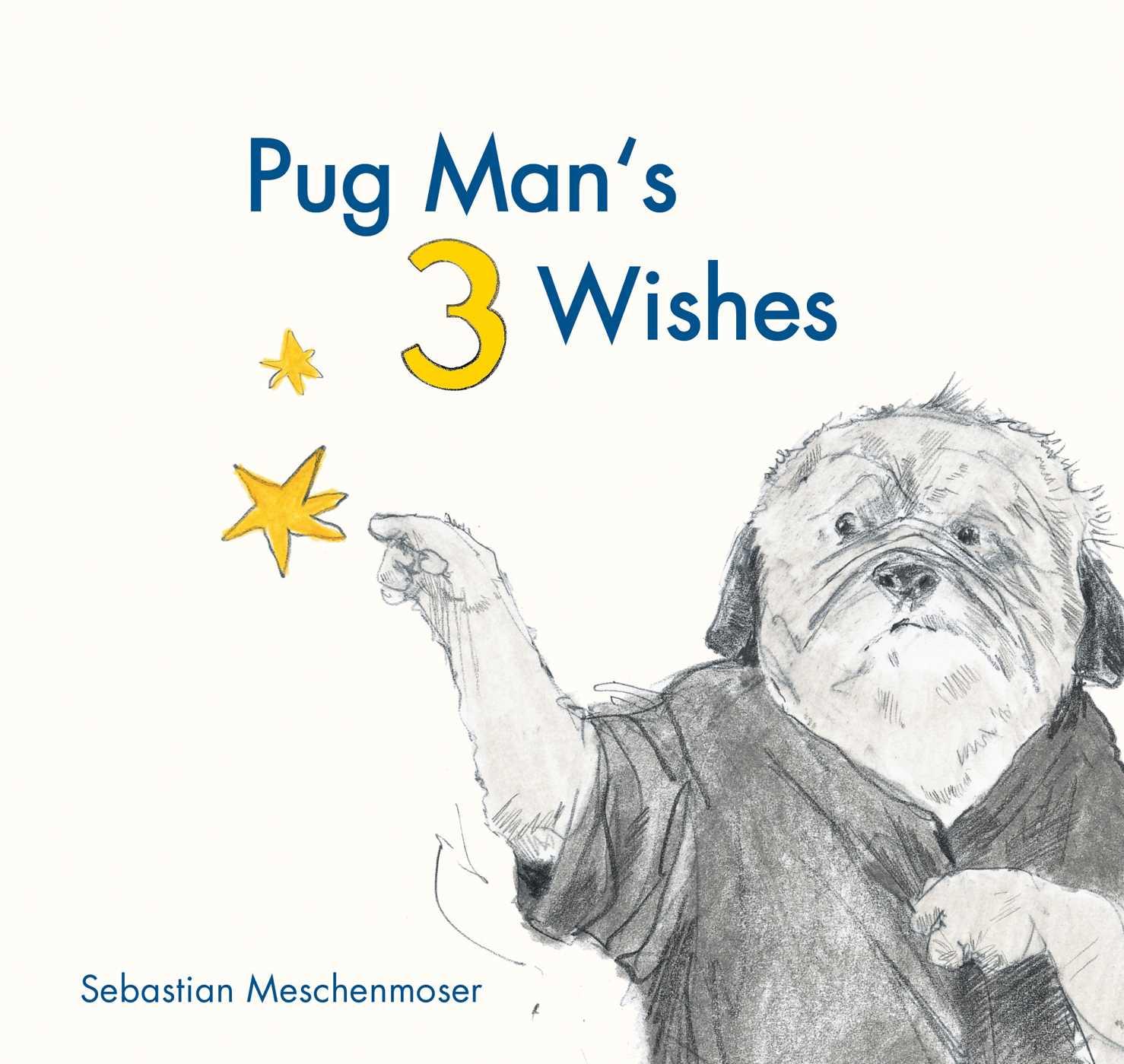 Pug mans 3 wishes 9780735842618 hr