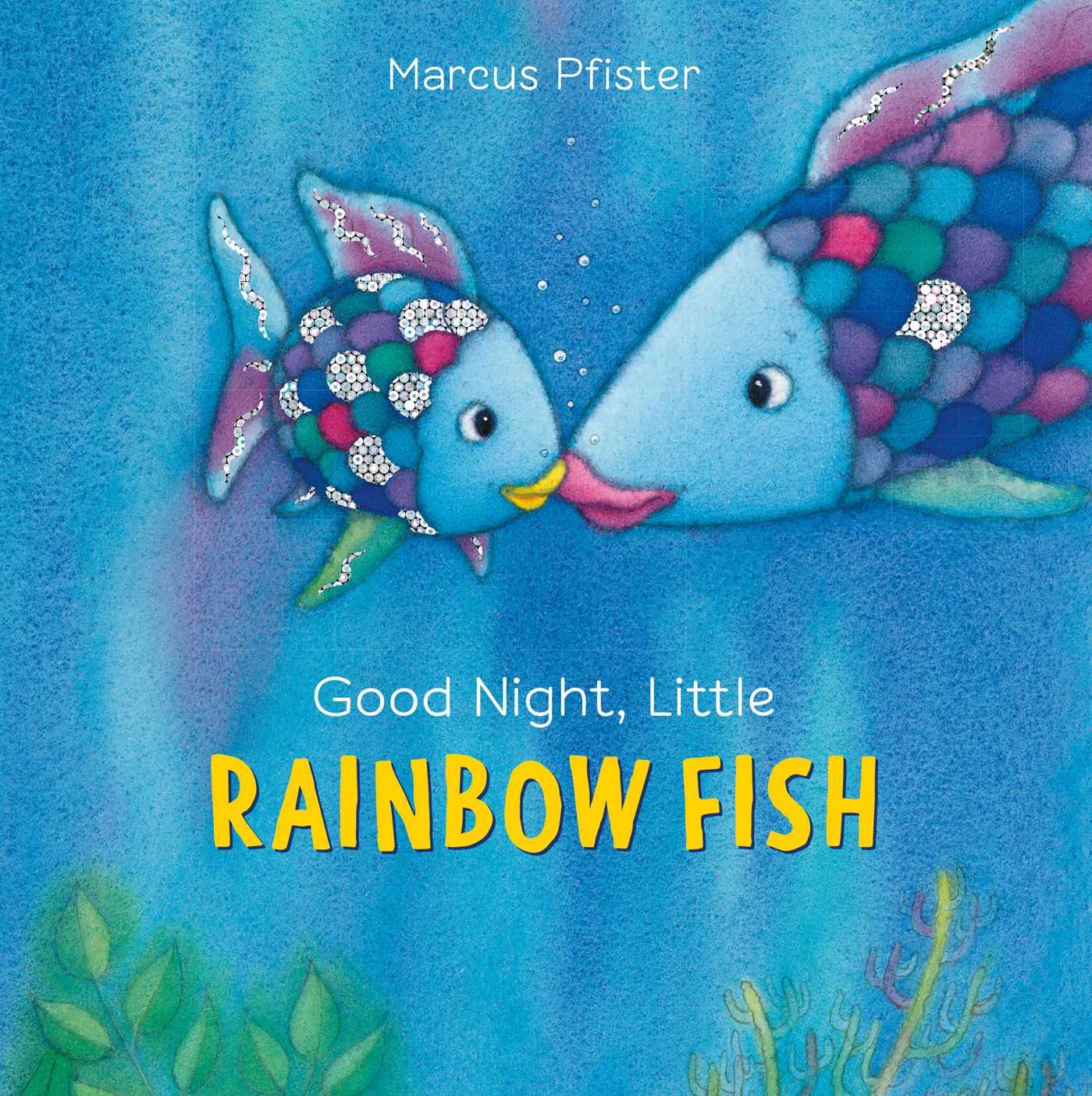 Good night little rainbow fish 9780735842854 hr