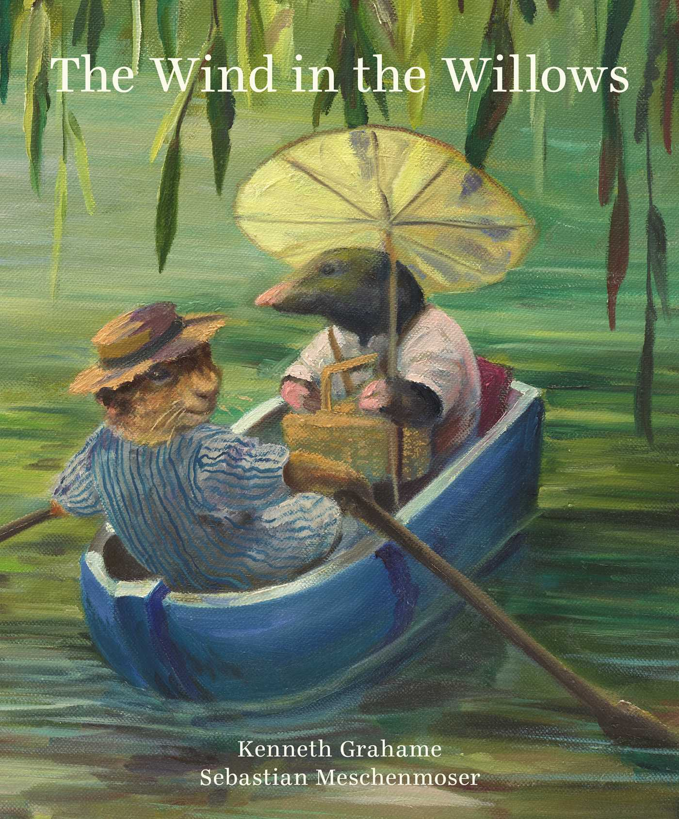 The Wind In The Willows Book By Kenneth Grahame