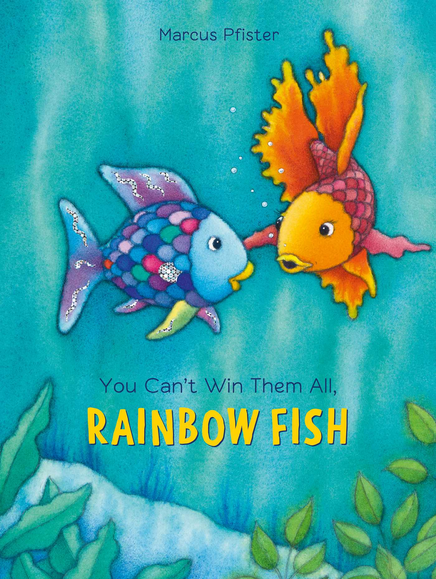 You Can\'t Win Them All, Rainbow Fish | Book by Marcus Pfister ...