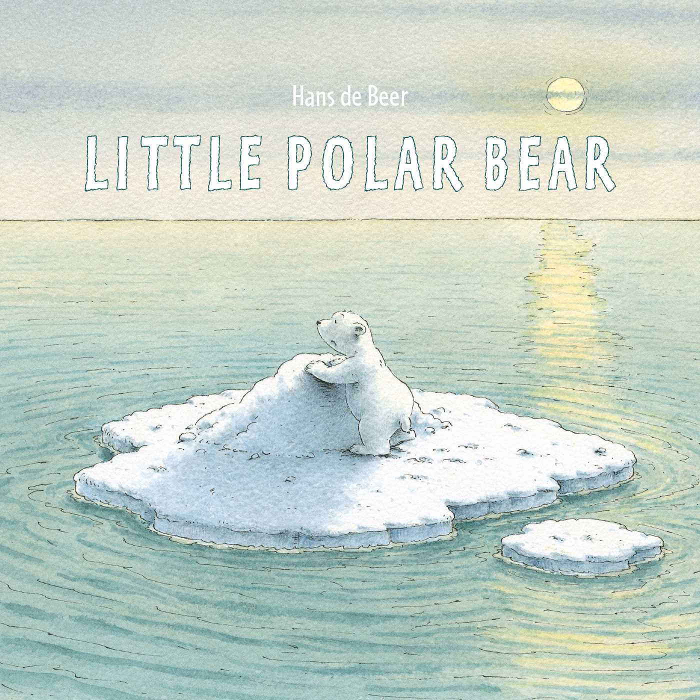 The little polar bear board book 9780735843165 hr
