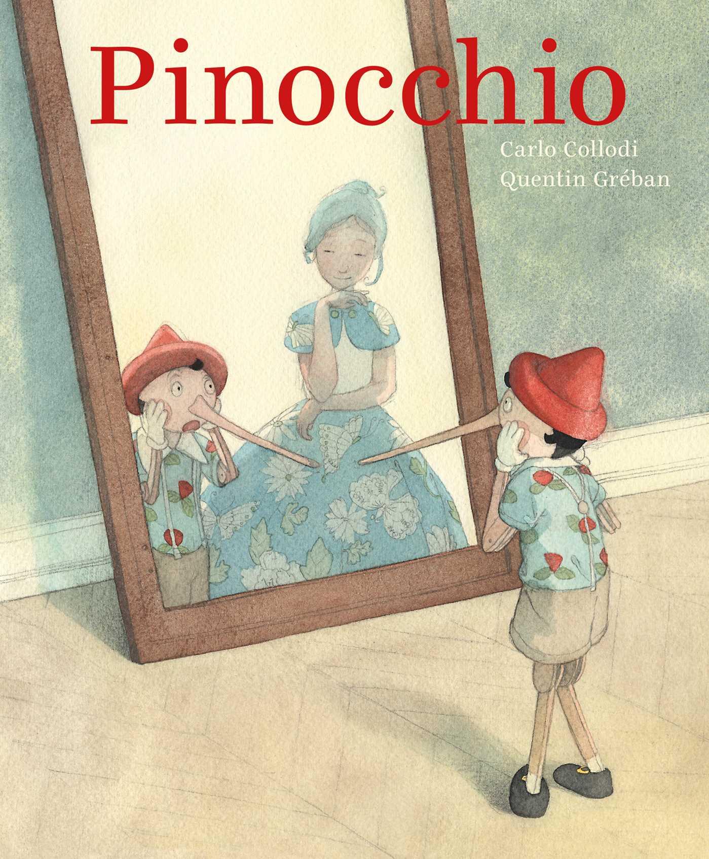 Pinocchio 9780735843288 hr