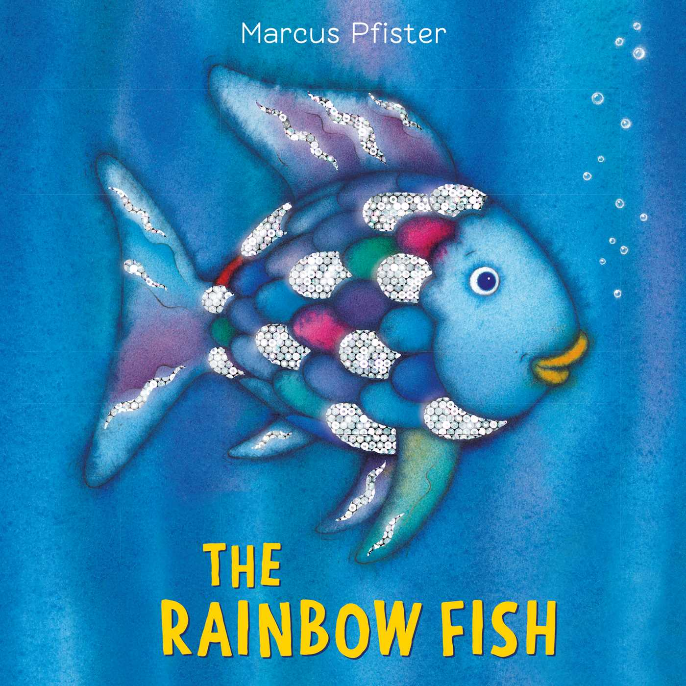 The rainbow fish cloth book book by marcus pfister for The rainbow fish