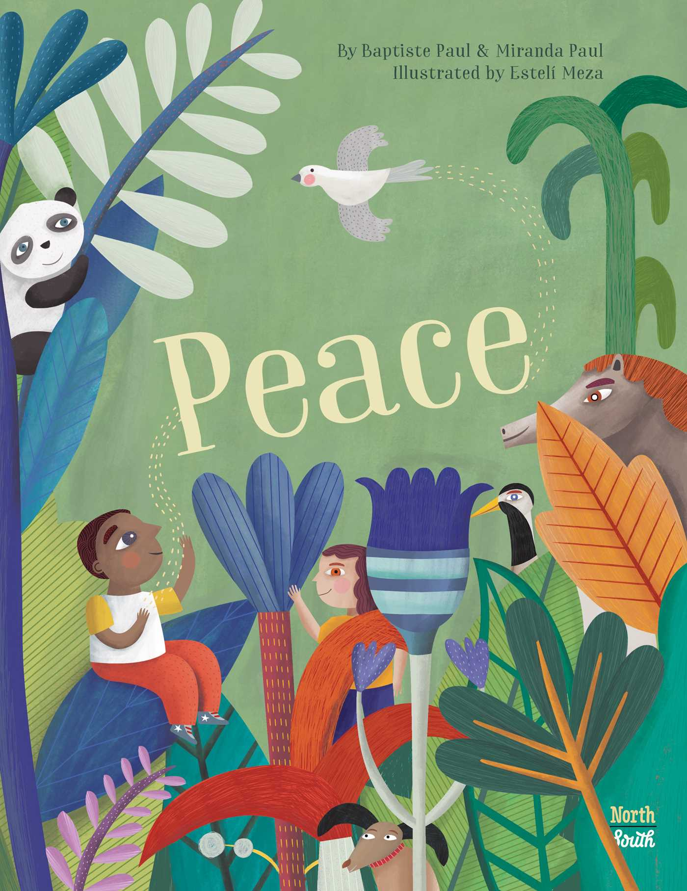 Peace | Book by Miranda Paul, Baptiste Paul, Estelí Meza | Official  Publisher Page | Simon & Schuster