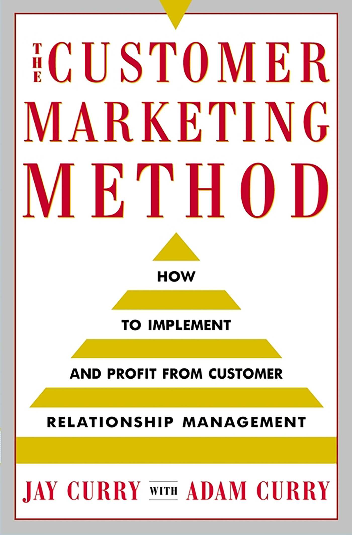 The customer marketing method 9780743203579 hr
