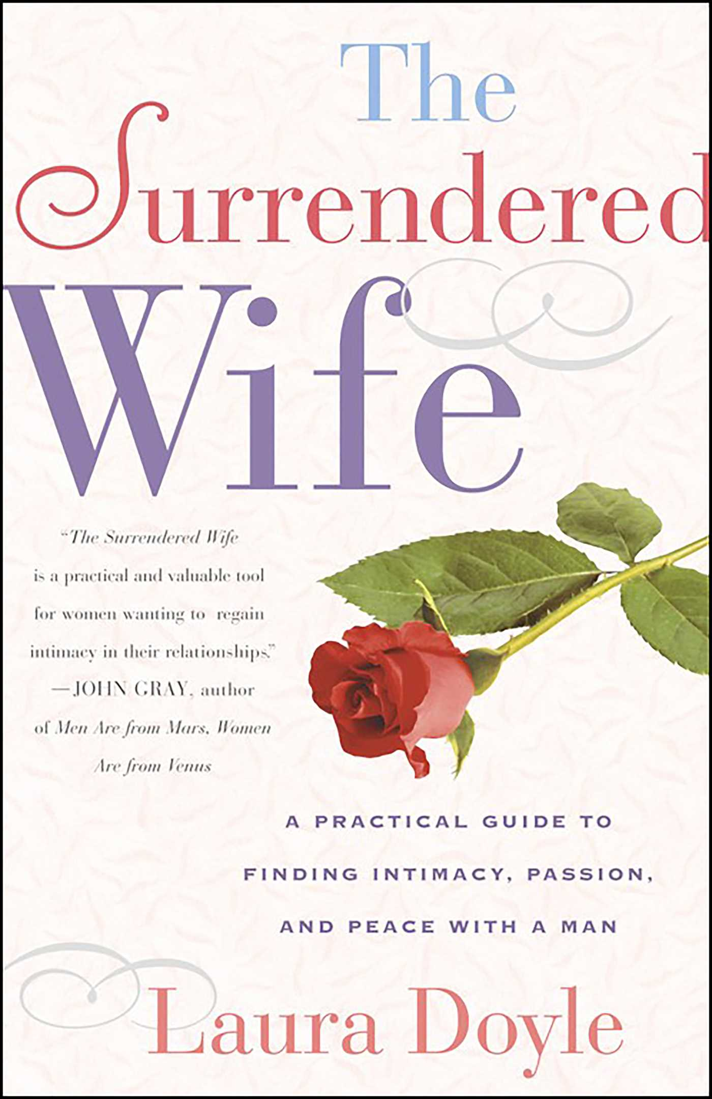 The surrendered wife book by laura doyle official publisher page surrendered wife 9780743204446 hr fandeluxe Image collections