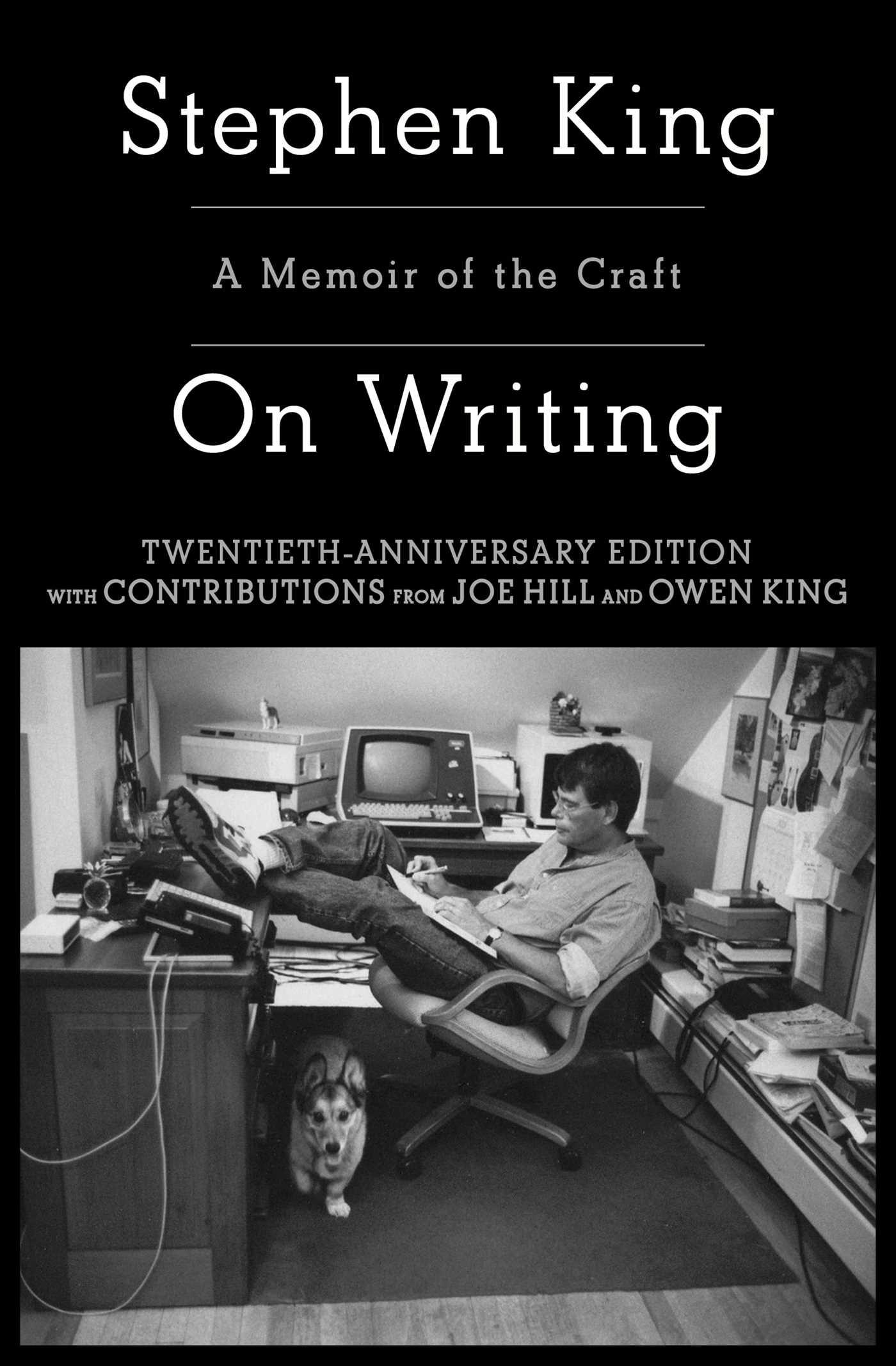 On writing 9780743211536 hr