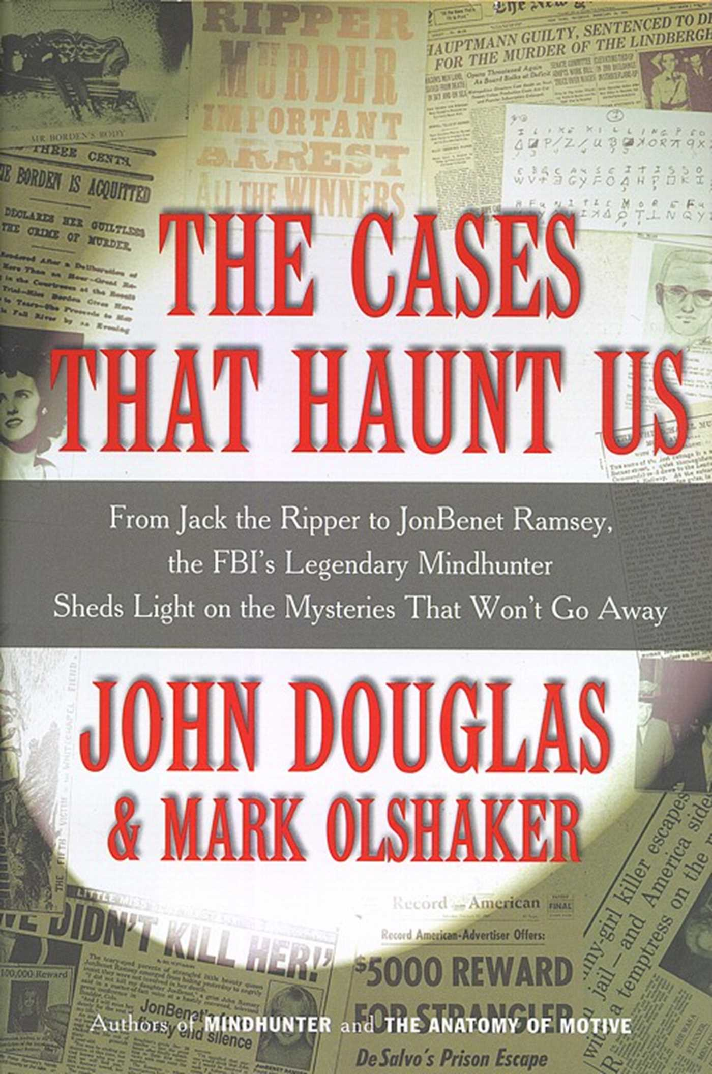 The cases that haunt us ebook by mark olshaker john e douglas the cases that haunt us 9780743212397 hr fandeluxe Choice Image