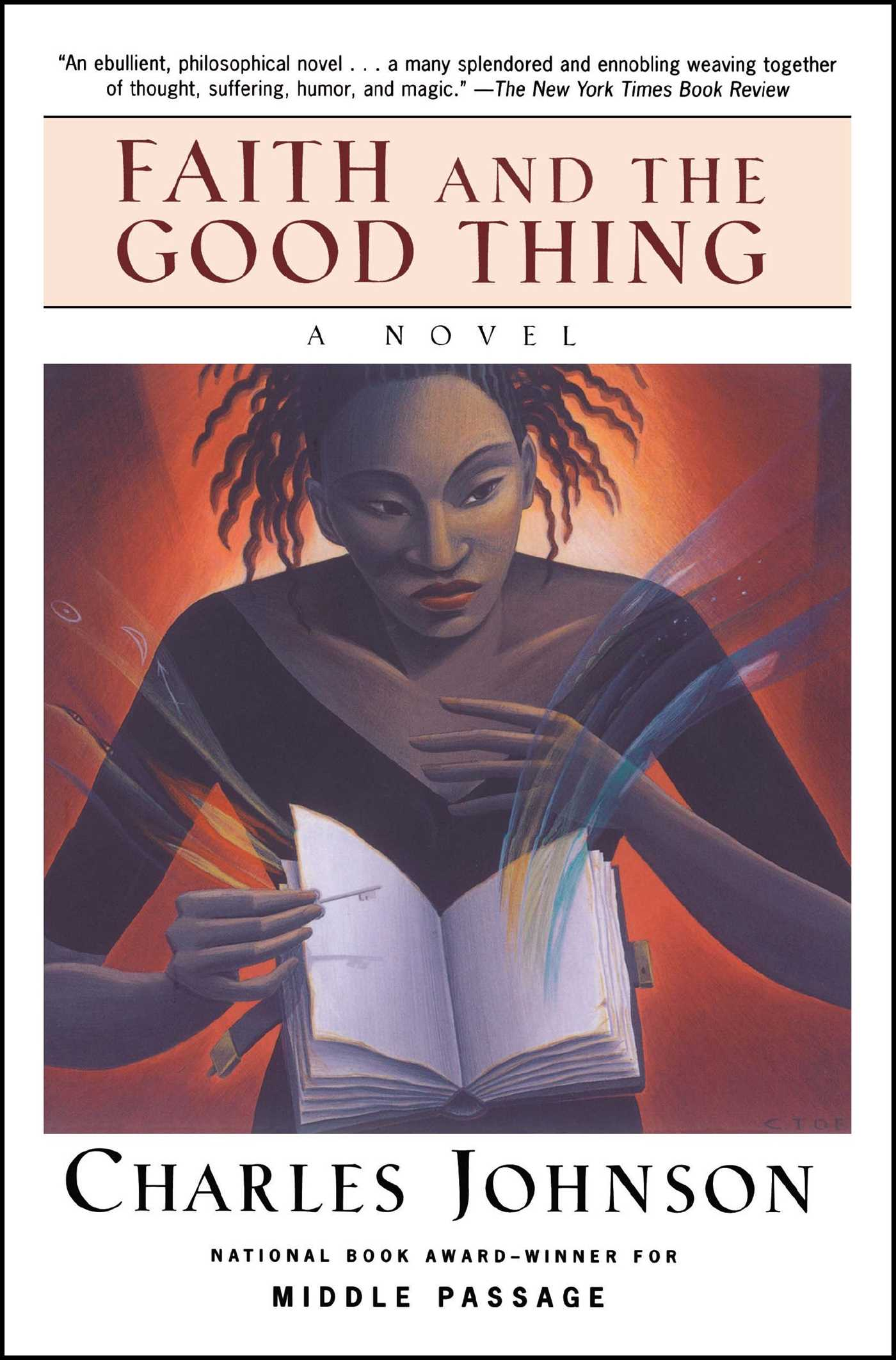 Faith and the good thing book by charles johnson official faith and the good thing 9780743212540 hr fandeluxe Choice Image