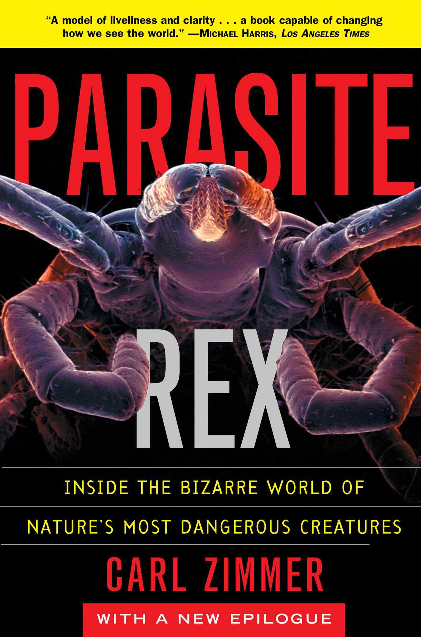 Parasite rex 9780743213714 hr