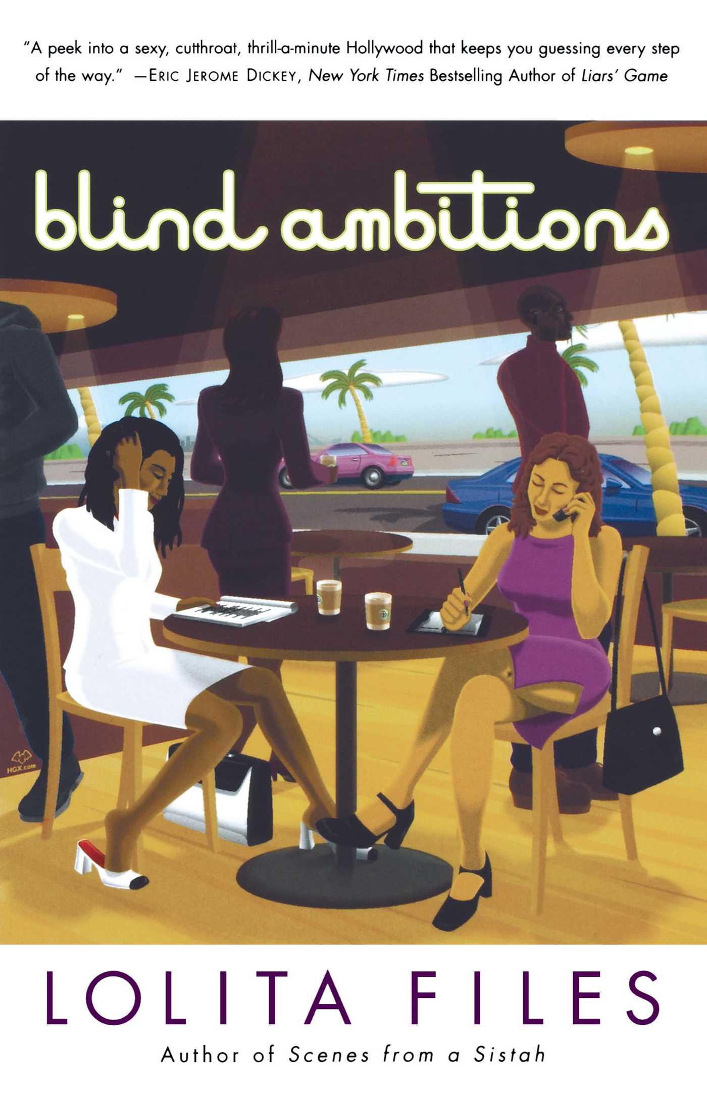 Blind ambitions 9780743219013 hr