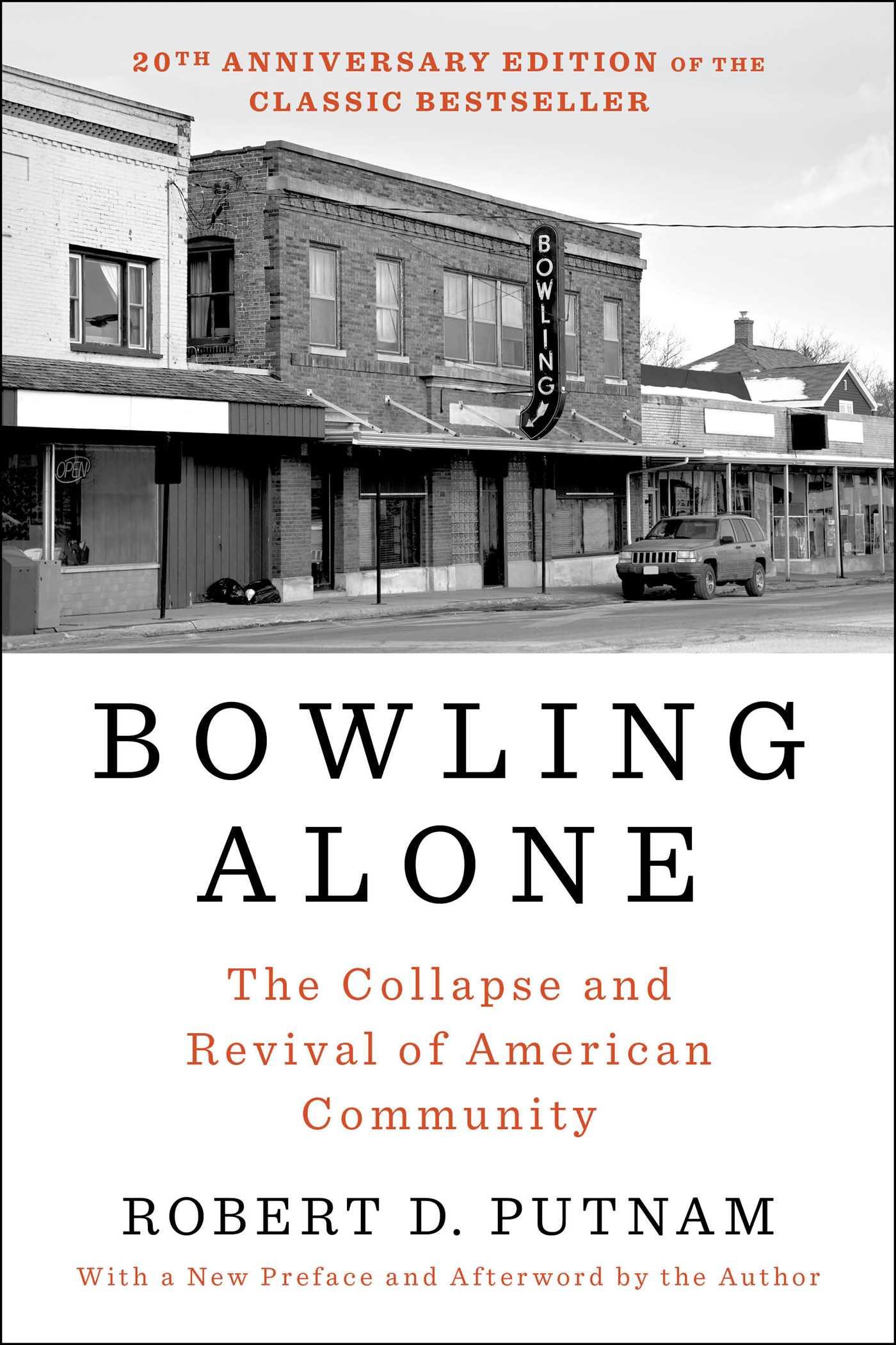 Putnam Bowling Alone Pdf