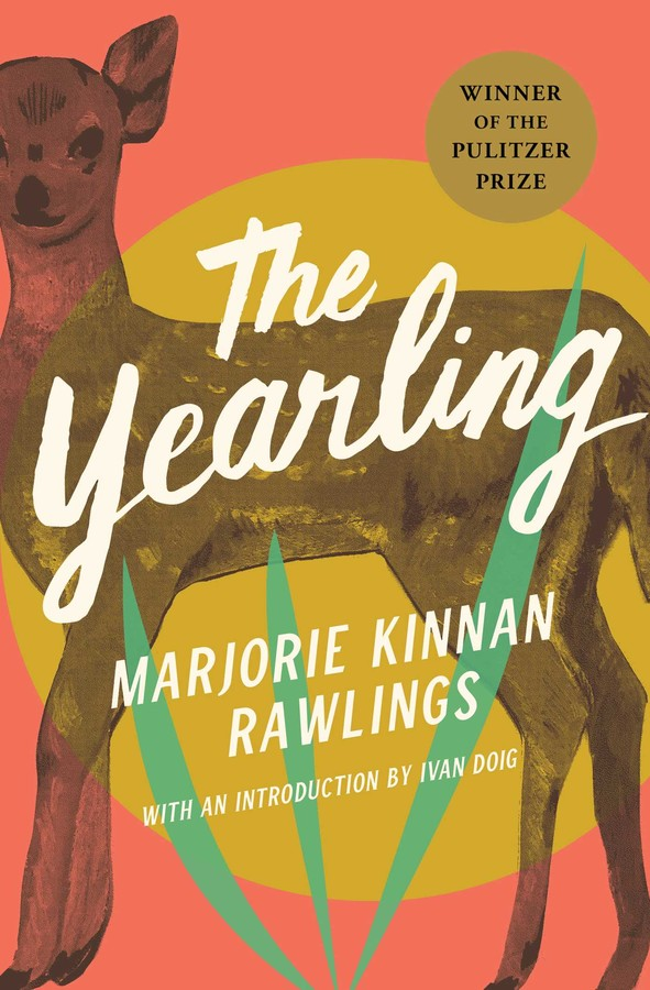e289963c3ef The Yearling   Book by Marjorie Kinnan Rawlings   Official Publisher ...