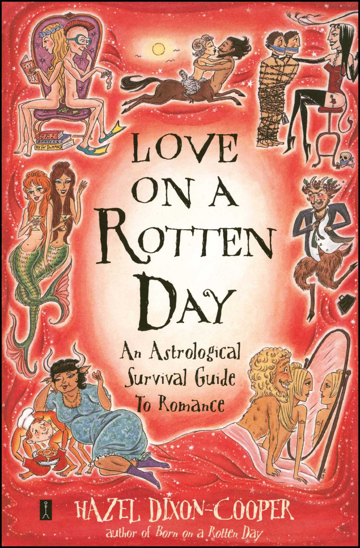 Love on a rotten day book by hazel dixon cooper official love on a rotten day 9780743225632 hr fandeluxe Images