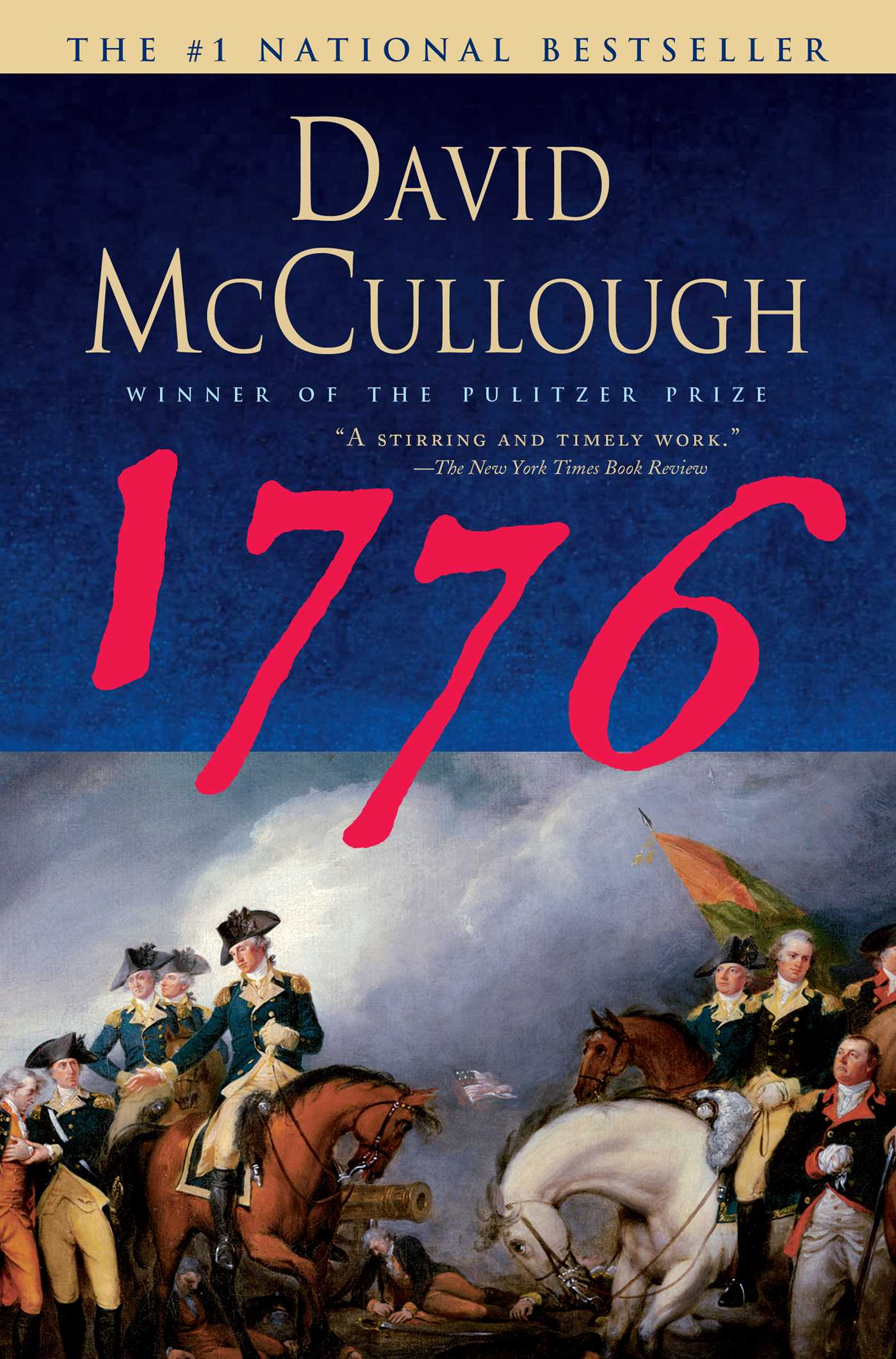 1776 Book By David Mccullough Official Publisher Page Simon Schuster
