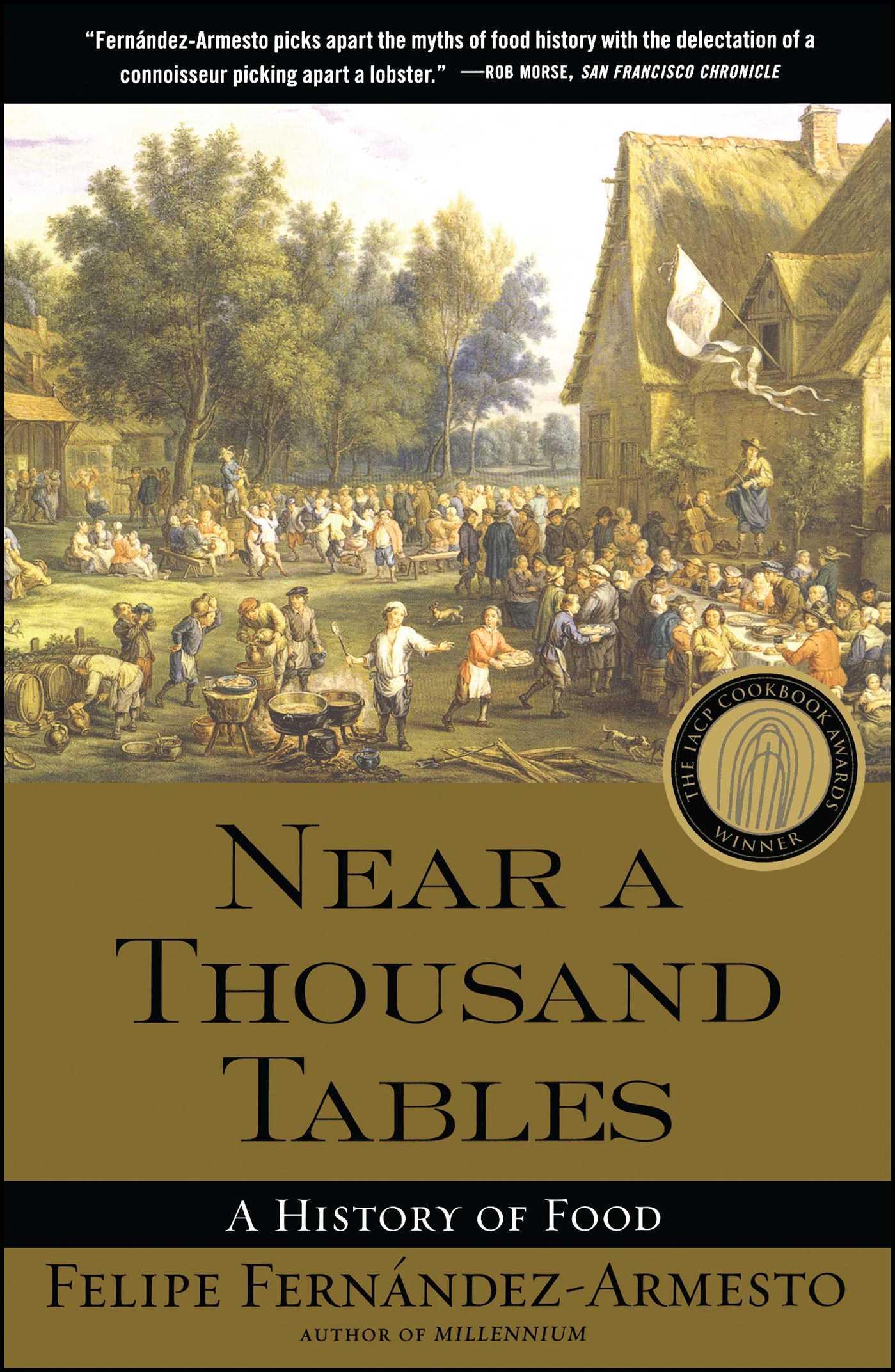 Near a thousand tables 9780743234153 hr