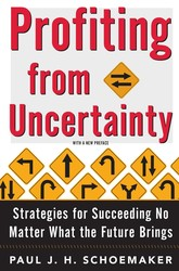 Profiting From Uncertainty