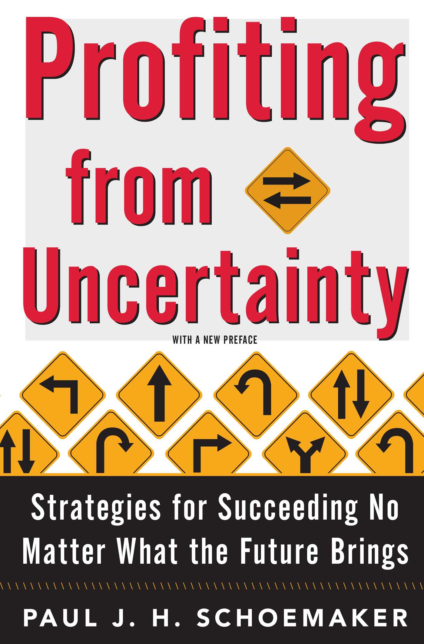 Profiting from uncertainty 9780743234184 hr