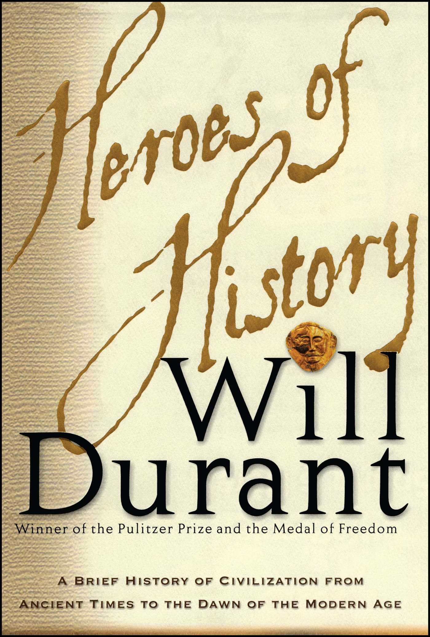 heroes of history will durant pdf