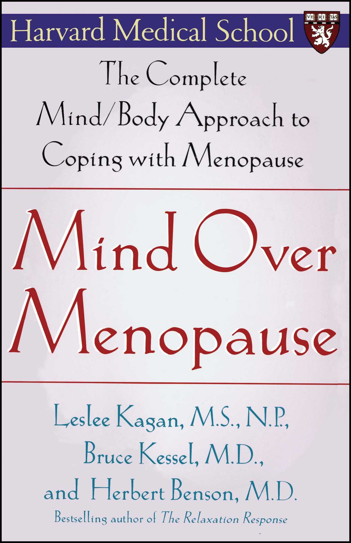Mind over menopause 9780743236973 hr