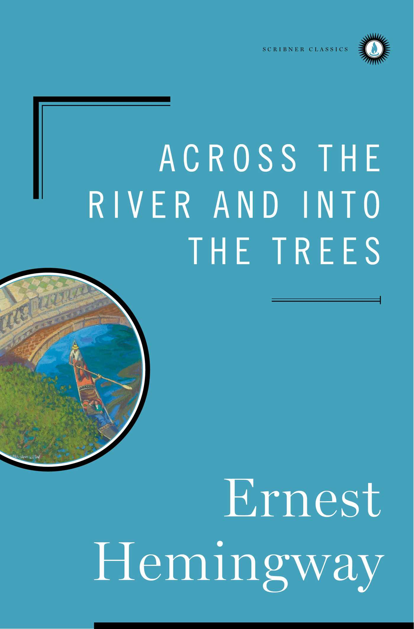 Across the River and Into the Trees eBook by Ernest Hemingway ...