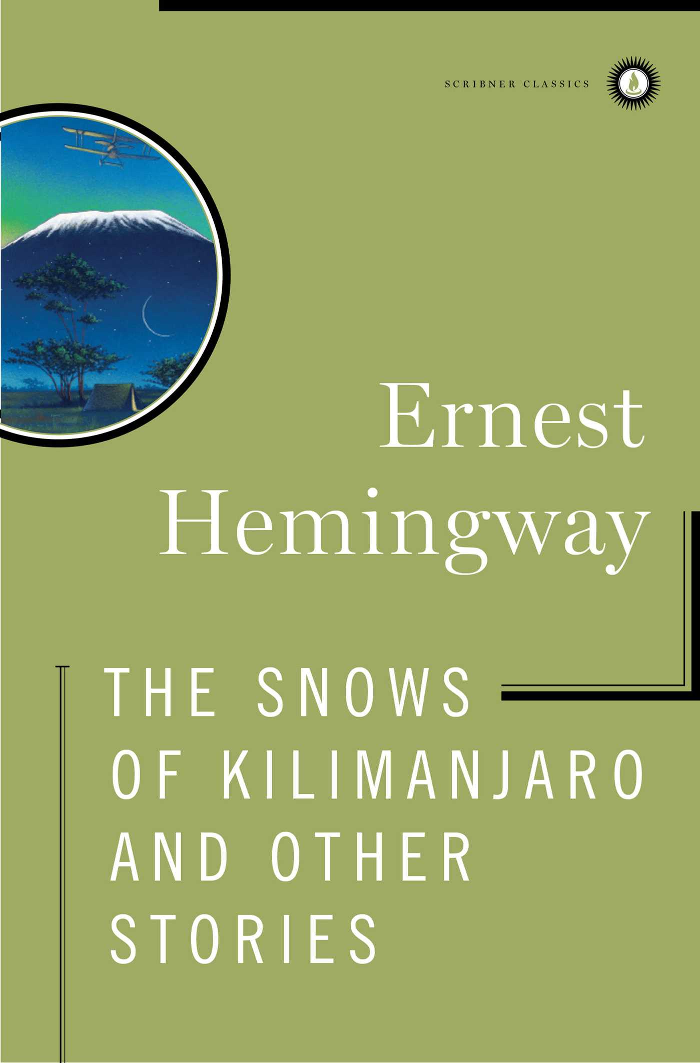 an essay on the snows of kilimanjaro by ernest hemingway The snows of kilimanjaro essay examples  a comparison of the snows of kilimanjaro by ernest hemingway and the death of ivan ilych by leo tolstoy 1,520 words.