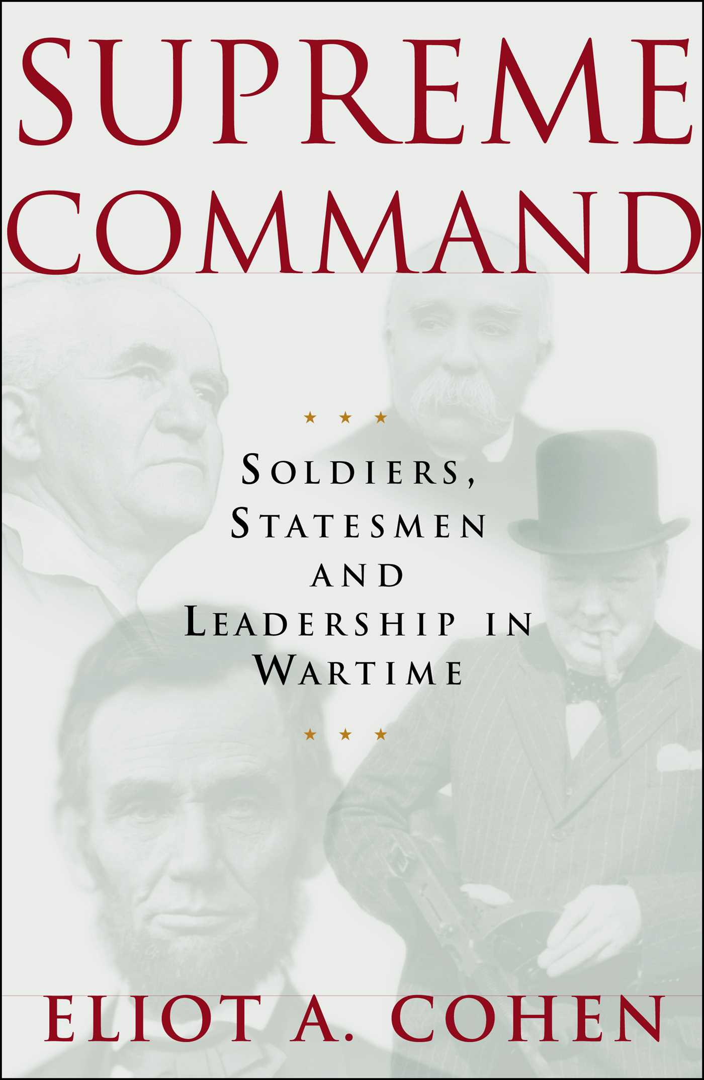 Supreme command 9780743242226 hr
