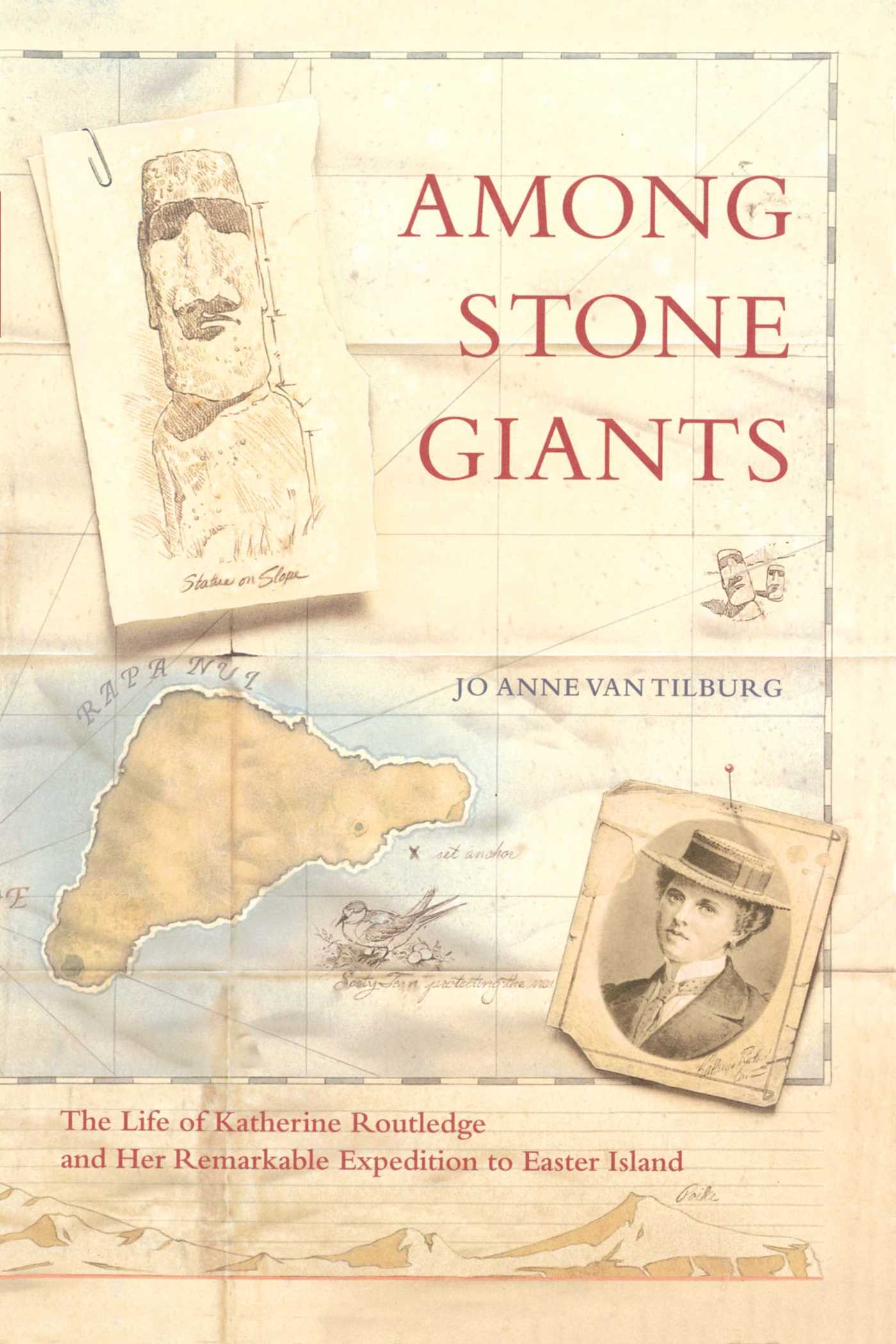 Among stone giants 9780743244817 hr