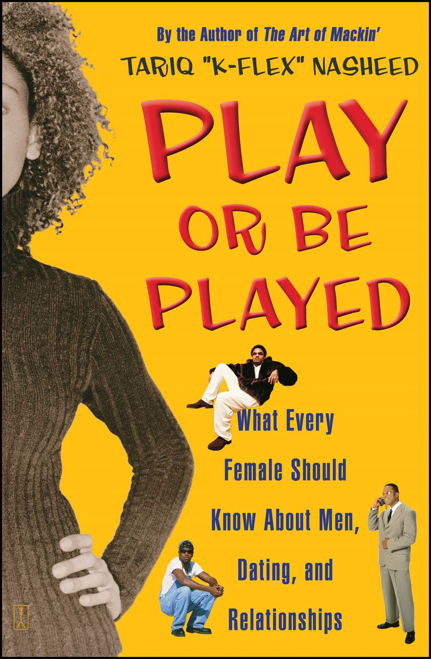 Book Cover Image (jpg): Play or Be Played
