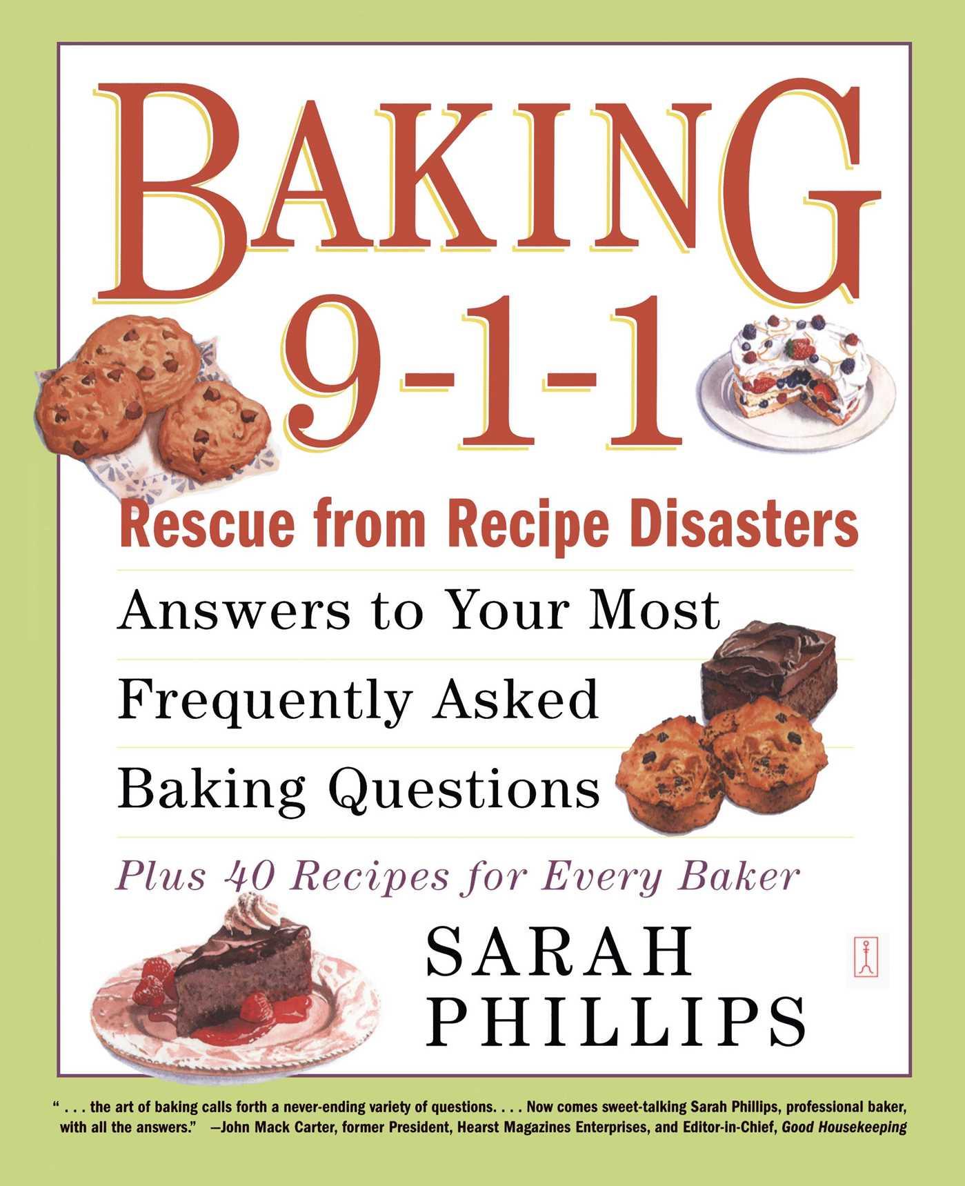 Baking 9 1 1 9780743246828 hr